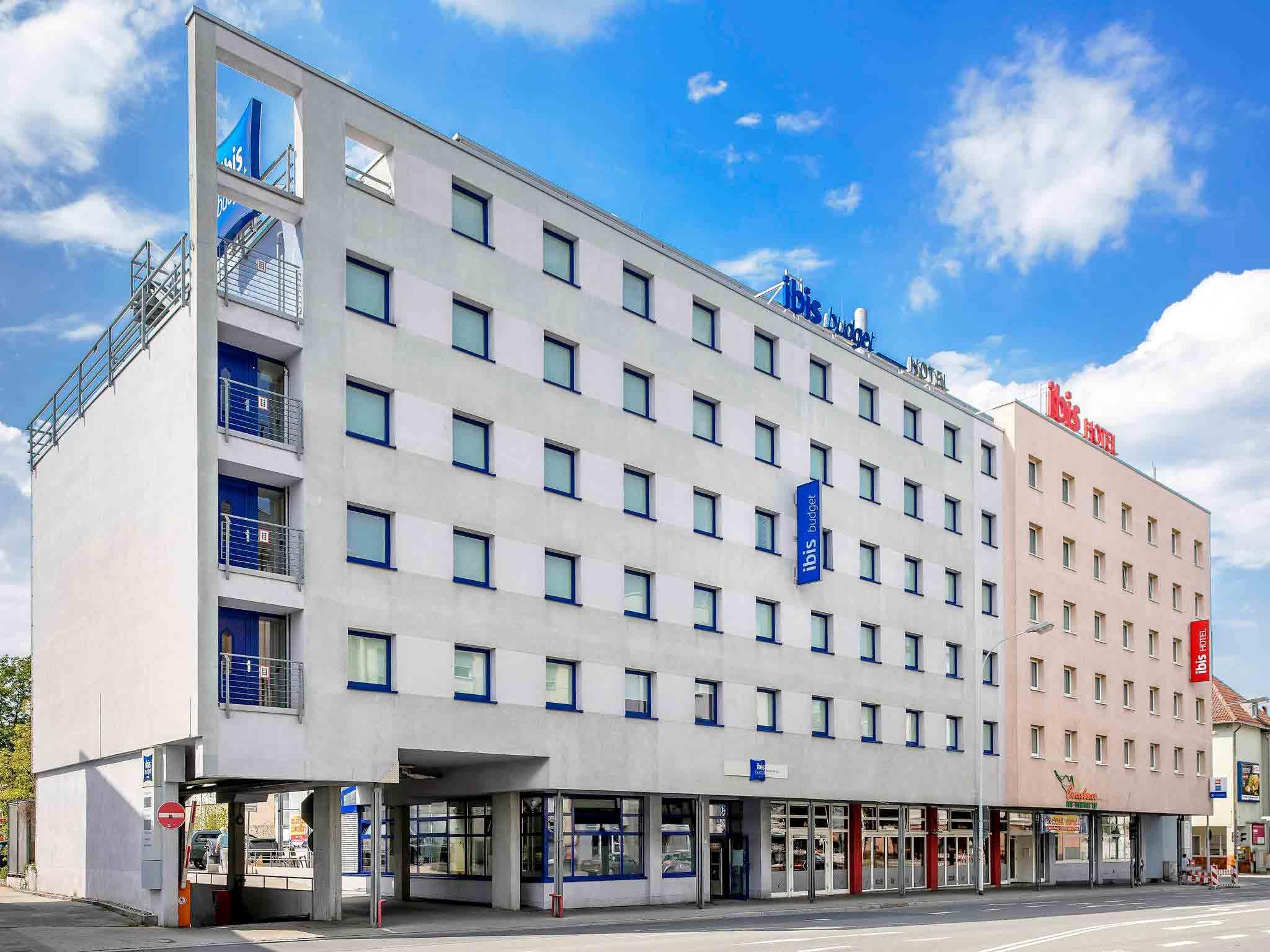Hotell – ibis budget Darmstadt City