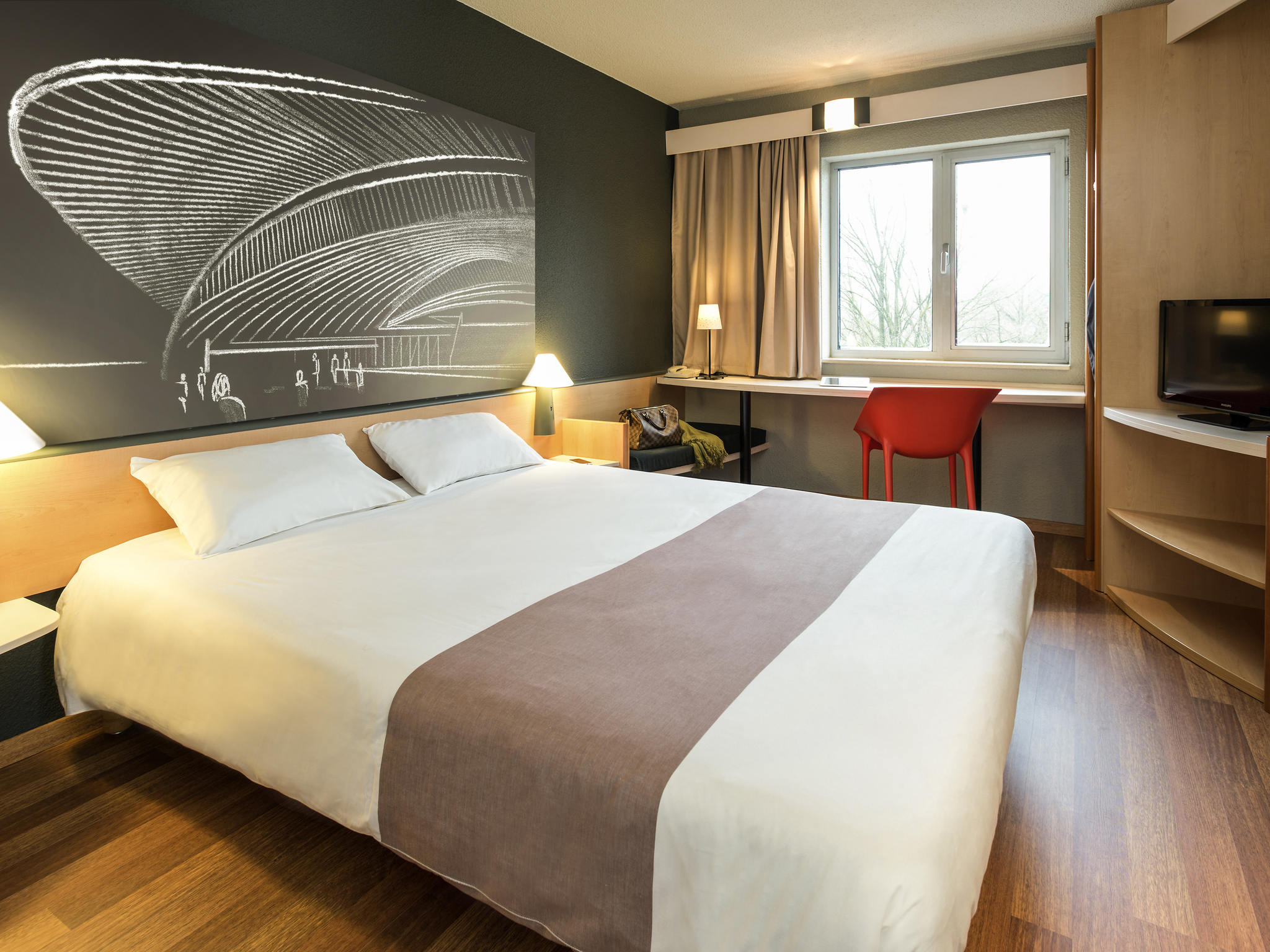 Hotel - ibis Liège Seraing
