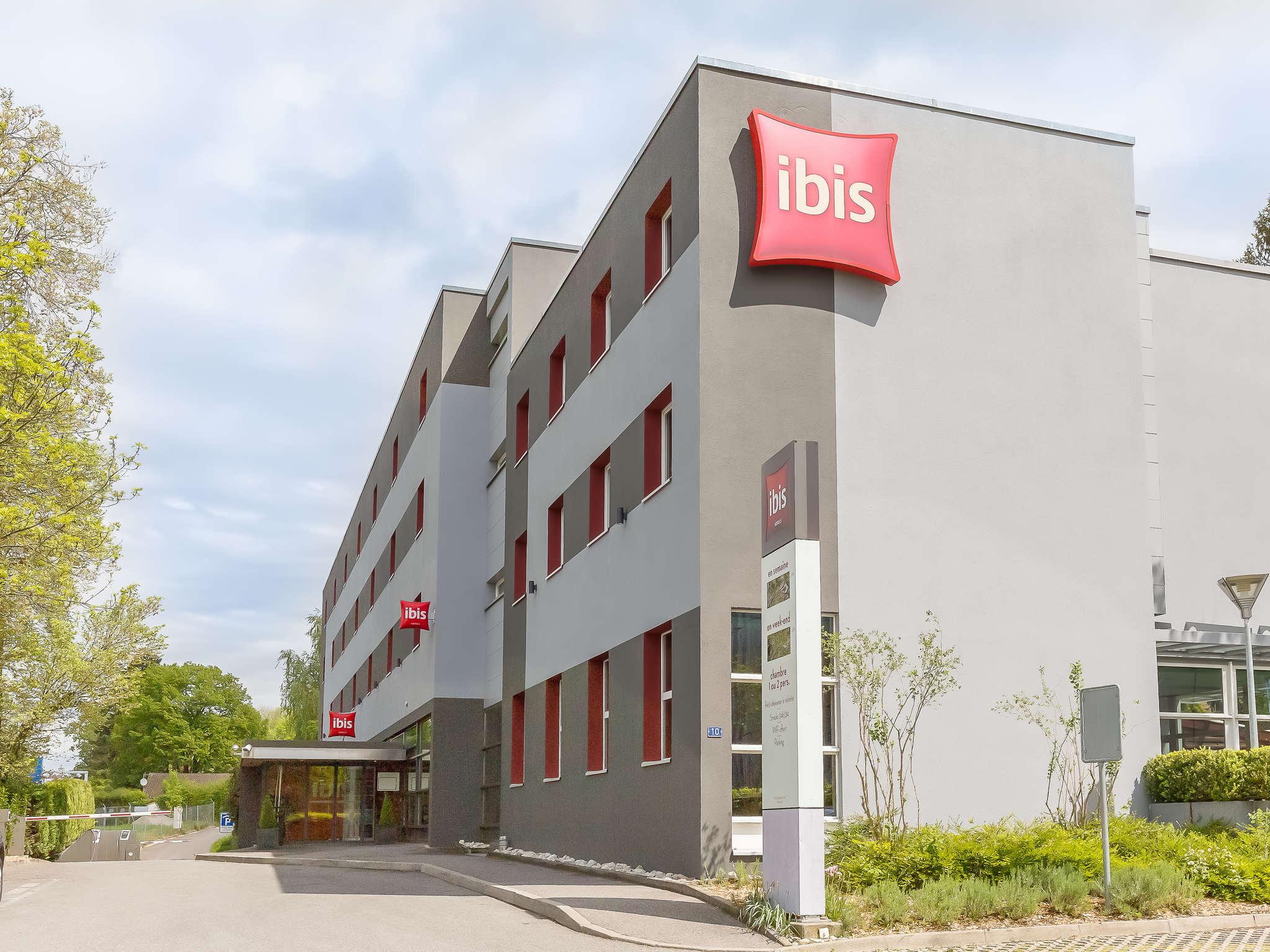 Отель — ibis Женева Аэропорт