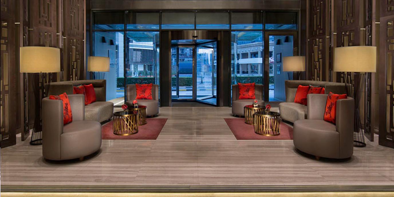 Hotel Dubai Pullman Dubai Creek City Centre Residences