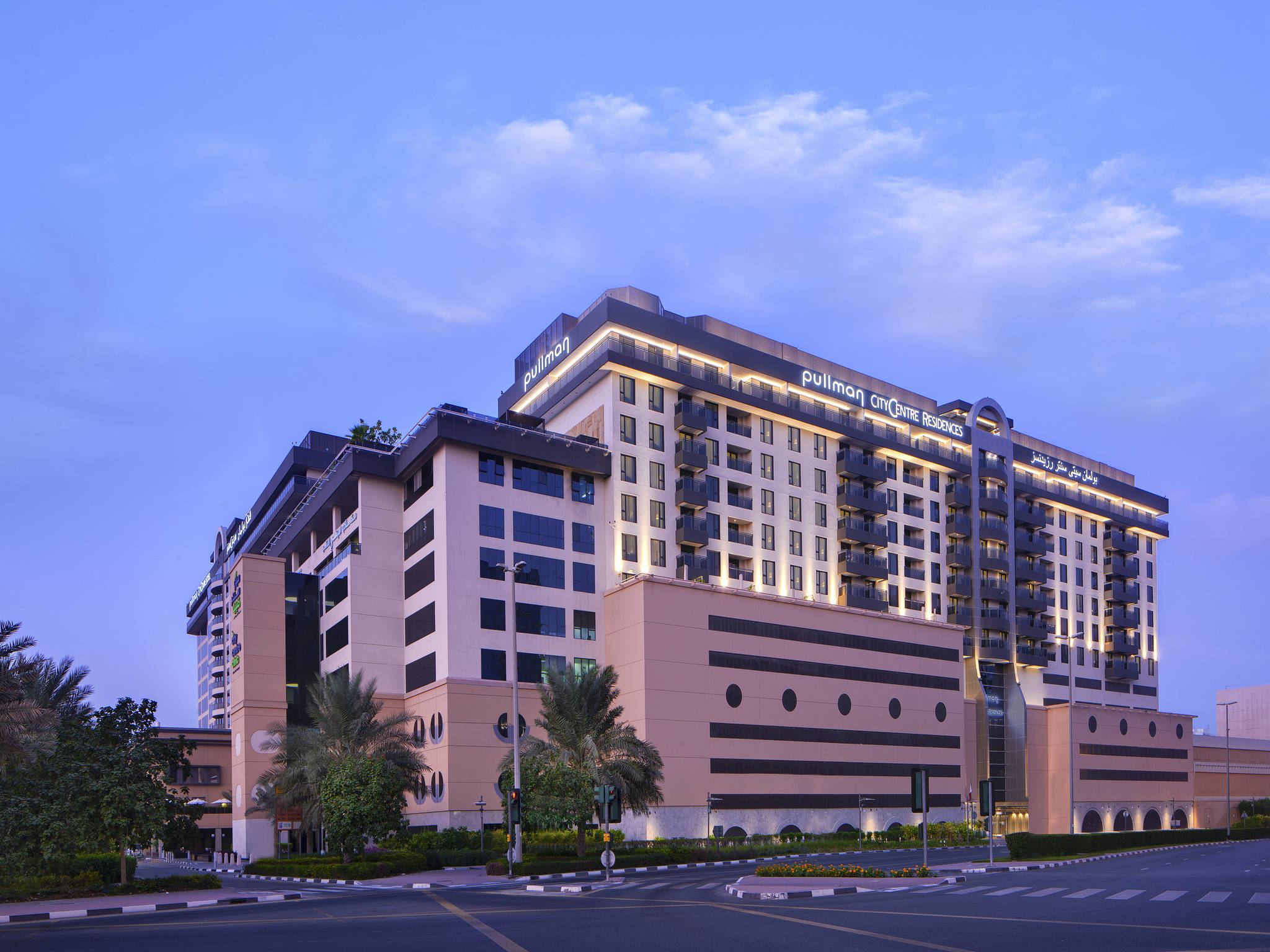 โรงแรม – พูลแมน ดูไบ ครีก ซิตี้เซ็นเตอร์ เรซิเดนซ์