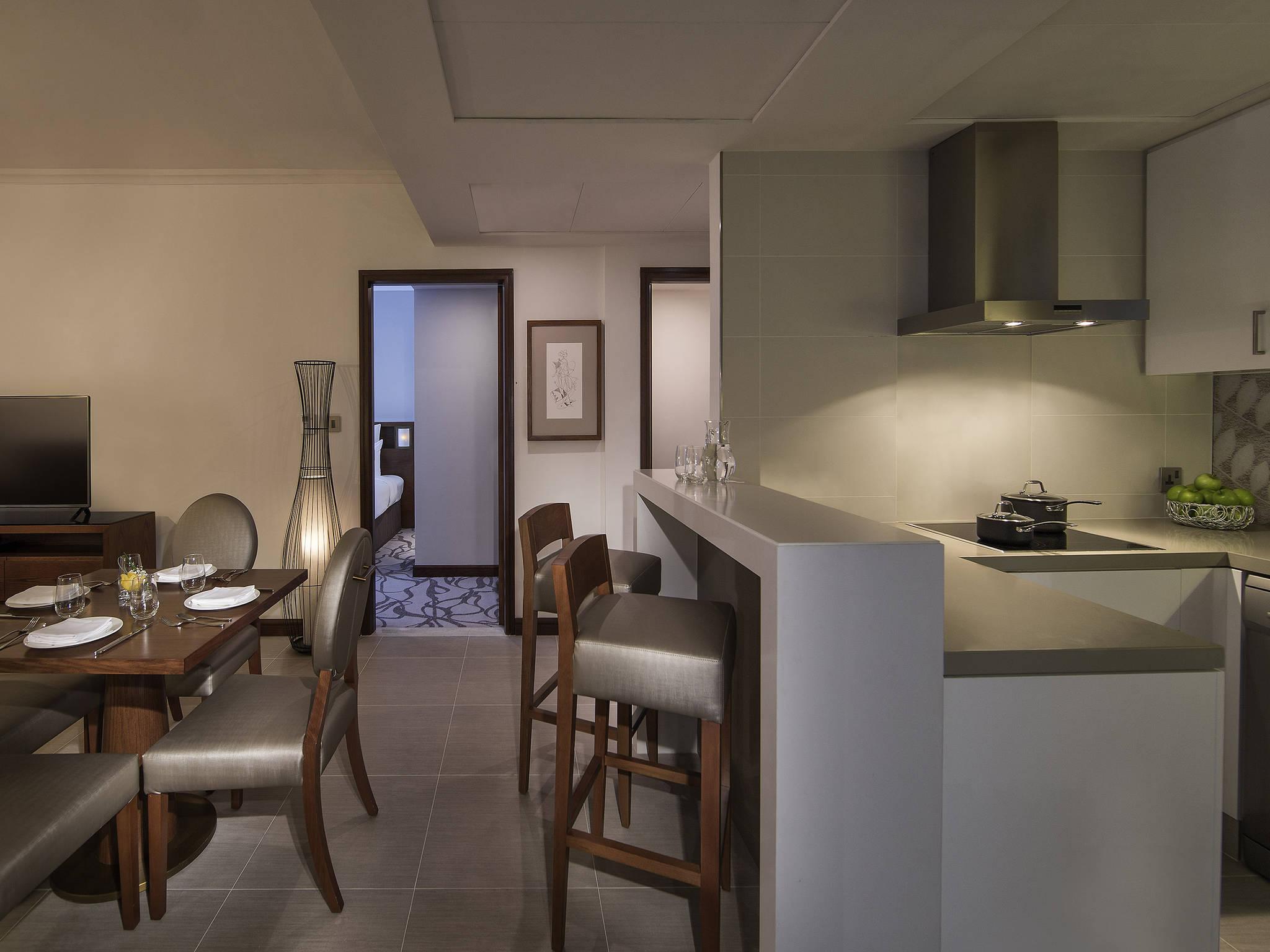 ... Hotel   Pullman Dubai Creek City Centre Residences ...