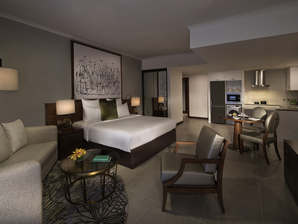 Hotel dubai pullman dubai creek city centre residences for Hotels in dubai city