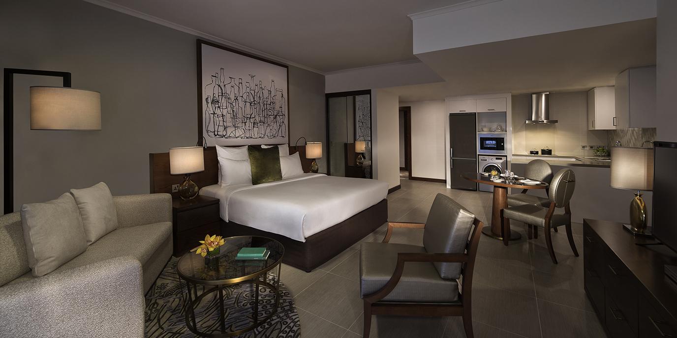 Rooms Suites Pullman Dubai Creek City Centre Residences