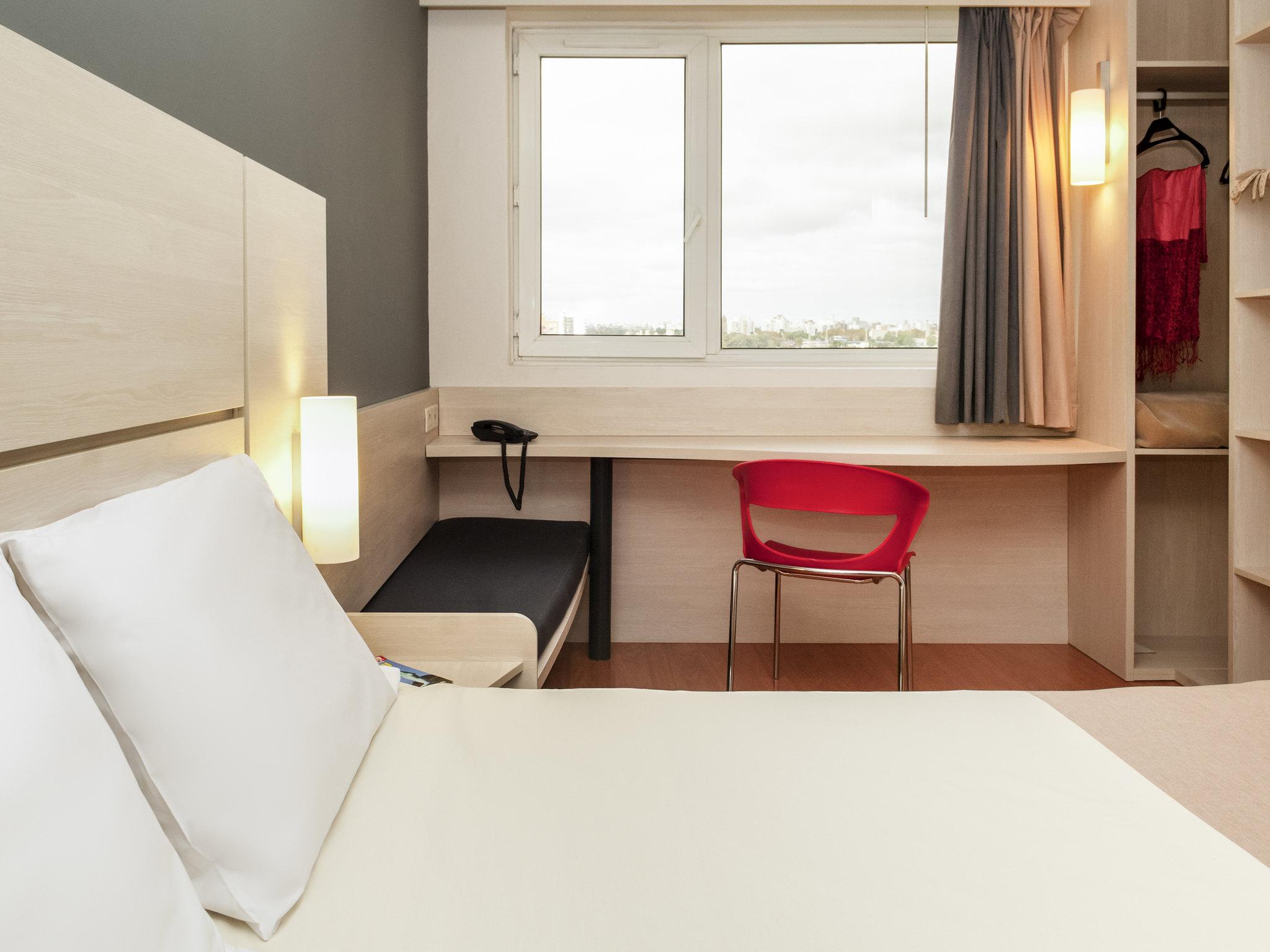 โรงแรม – ibis Montevideo