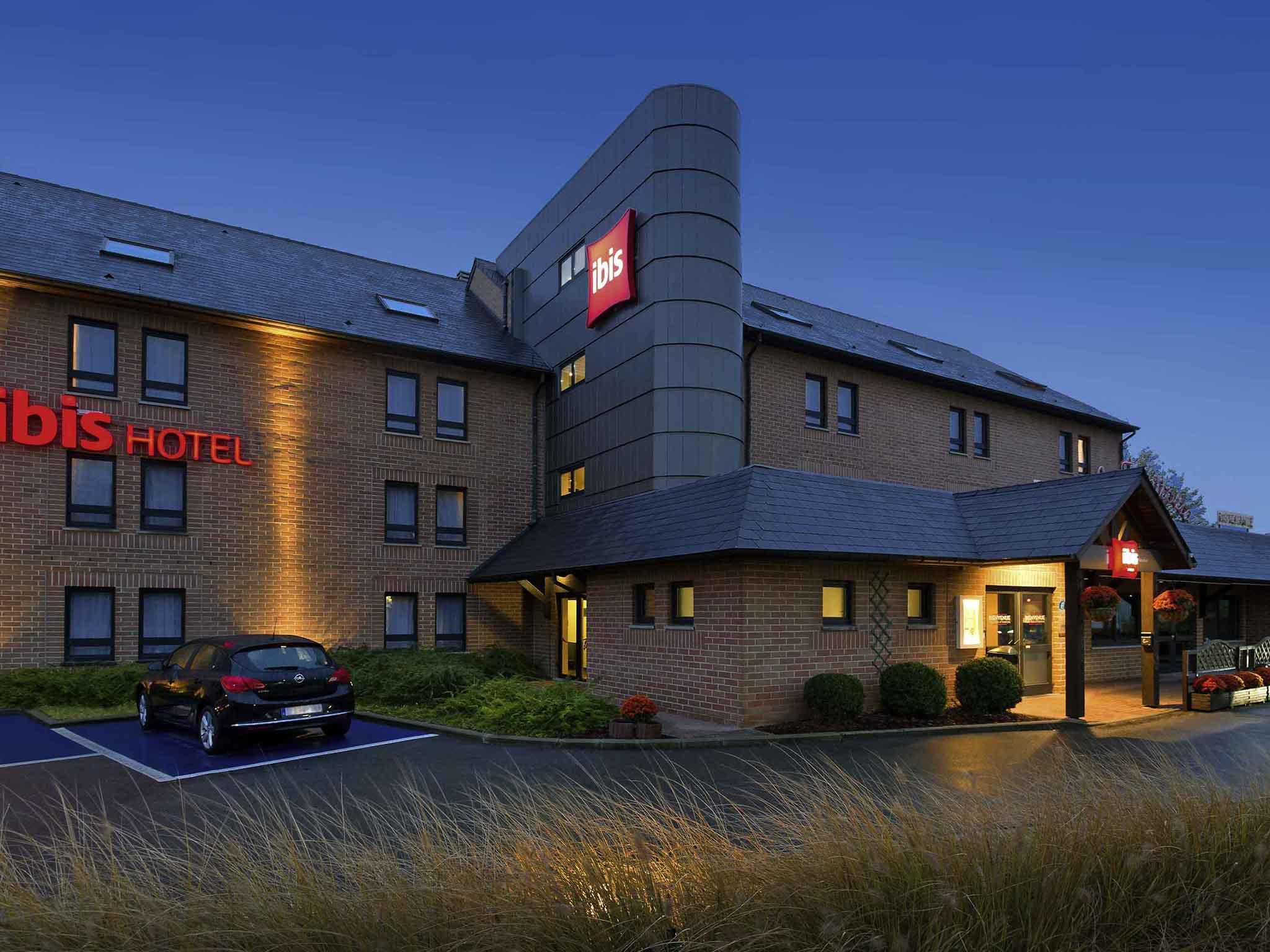 โรงแรม – ibis Brussels Waterloo