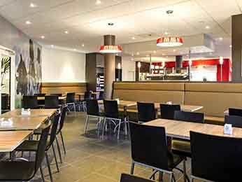 Restaurante - ibis Brussels Waterloo