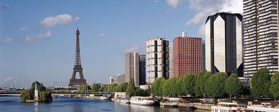 Beaugrenelle Tour Eiffel Hotel Paris