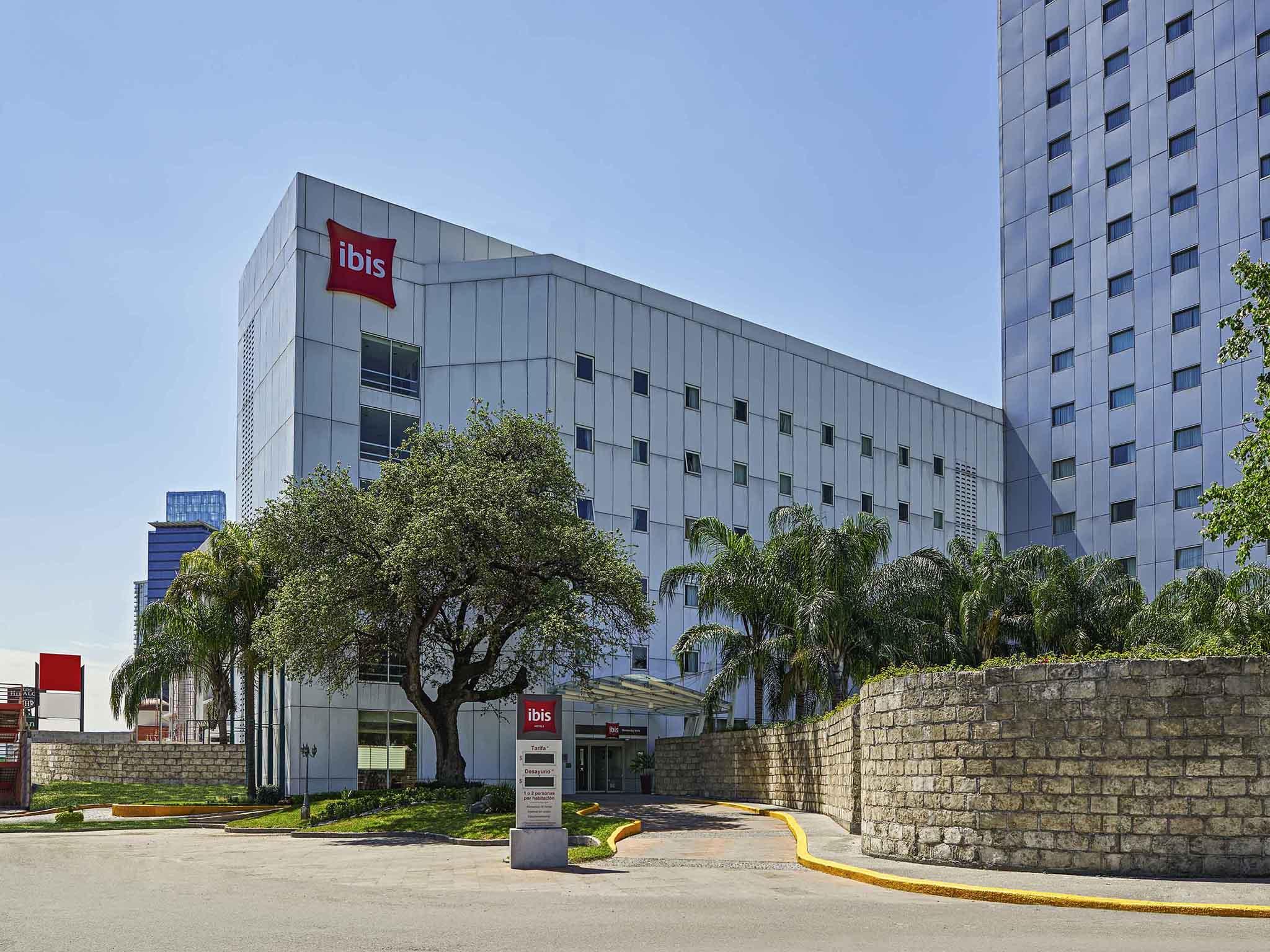Hotell – ibis Monterrey Valle