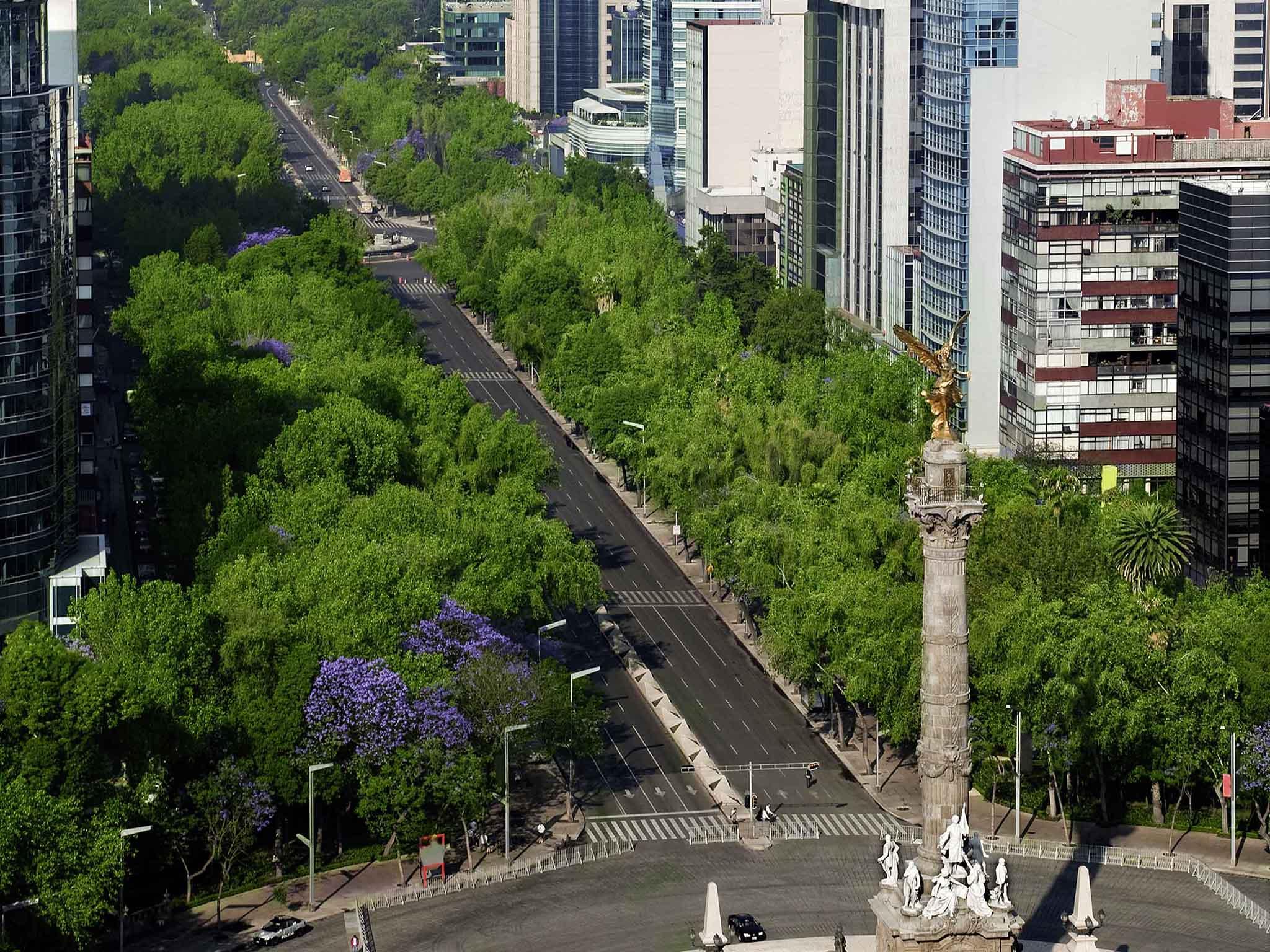 santa fe mexico city mexico