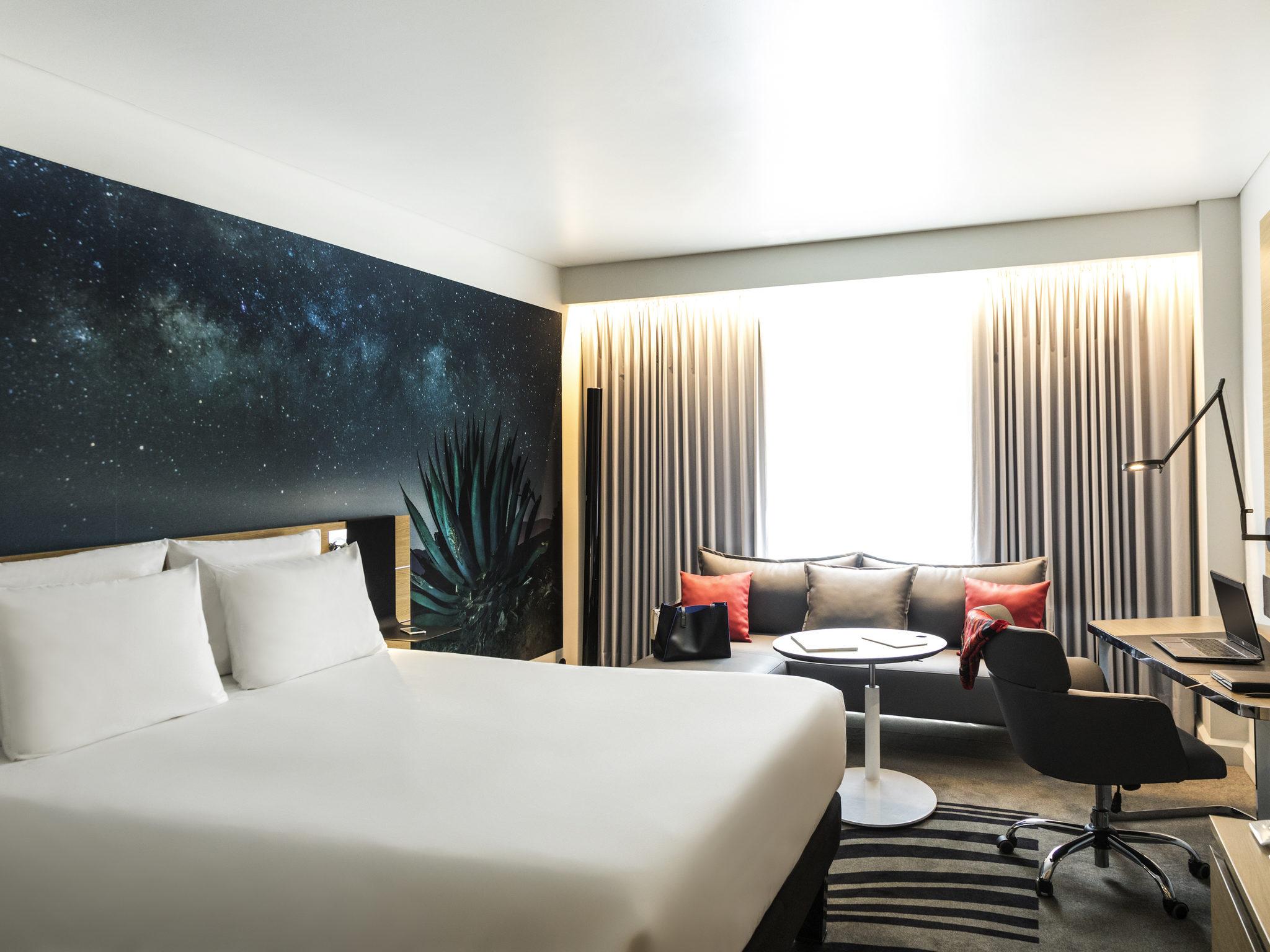 โรงแรม – Novotel Mexico City Santa Fe