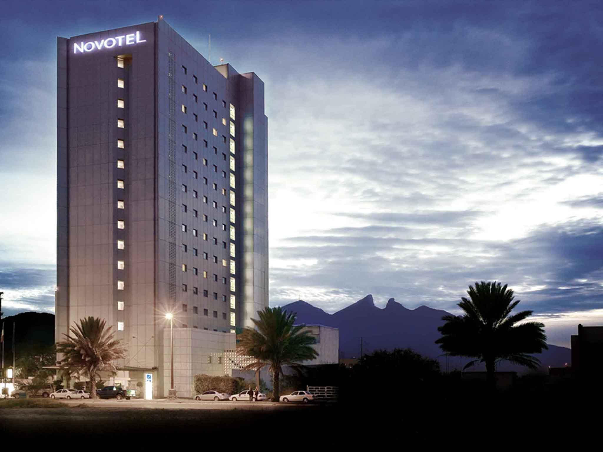 Отель — Novotel Монтеррей Валле