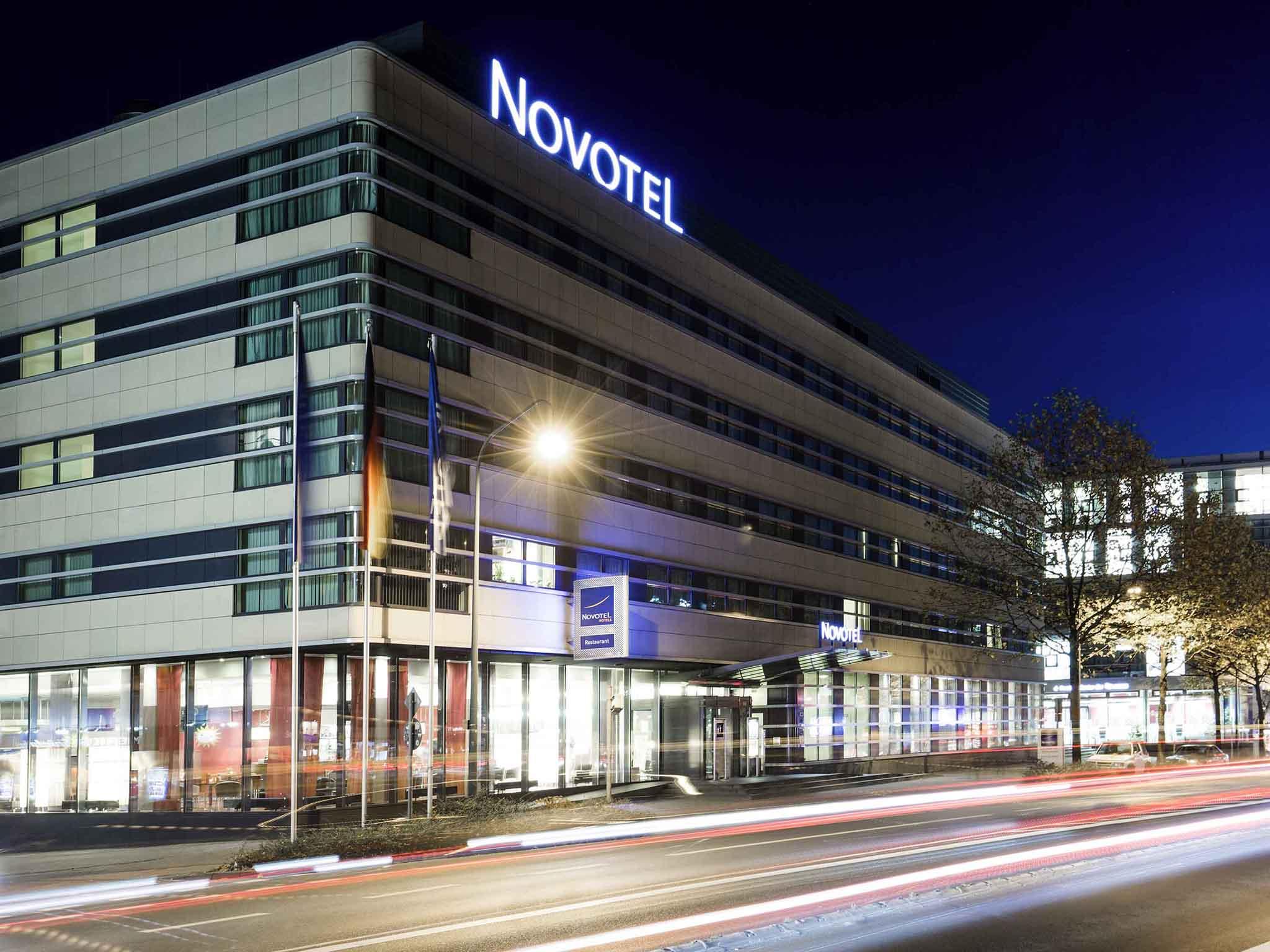 Hotell – Novotel Aachen City