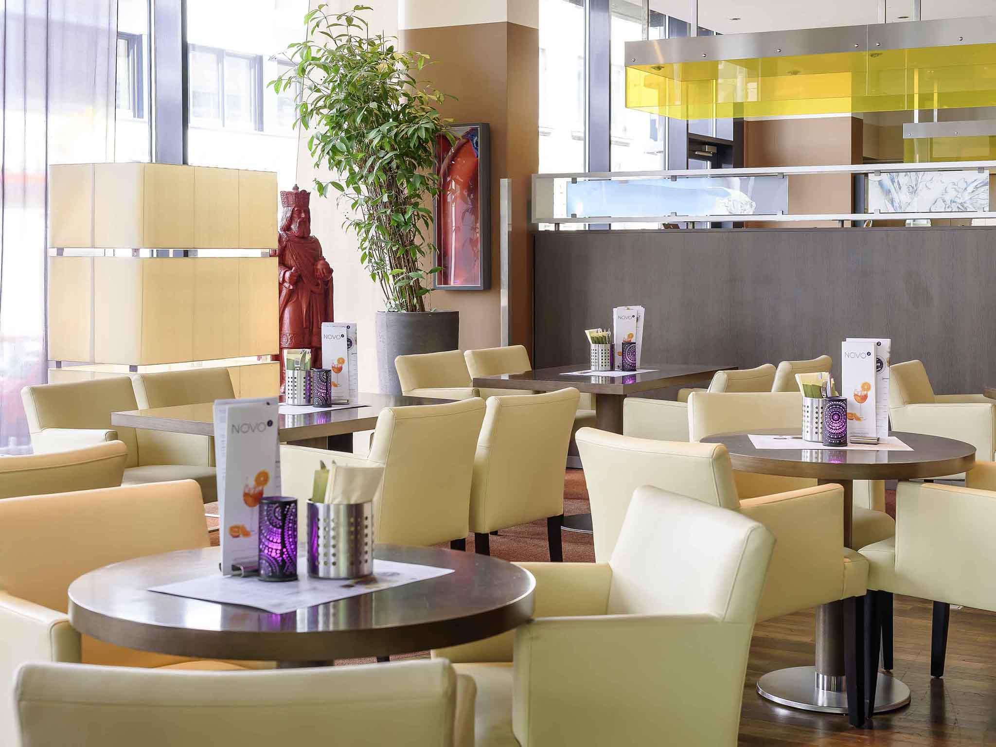 Hotel in aachen novotel aachen city online buchen for Designhotel aachen