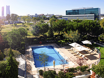 호텔 - Novotel Madrid Sanchinarro
