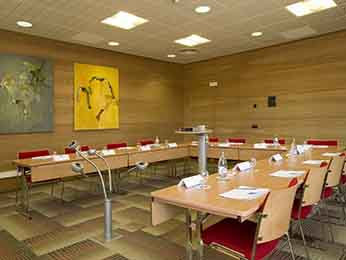 Meetings - Novotel Madrid Sanchinarro