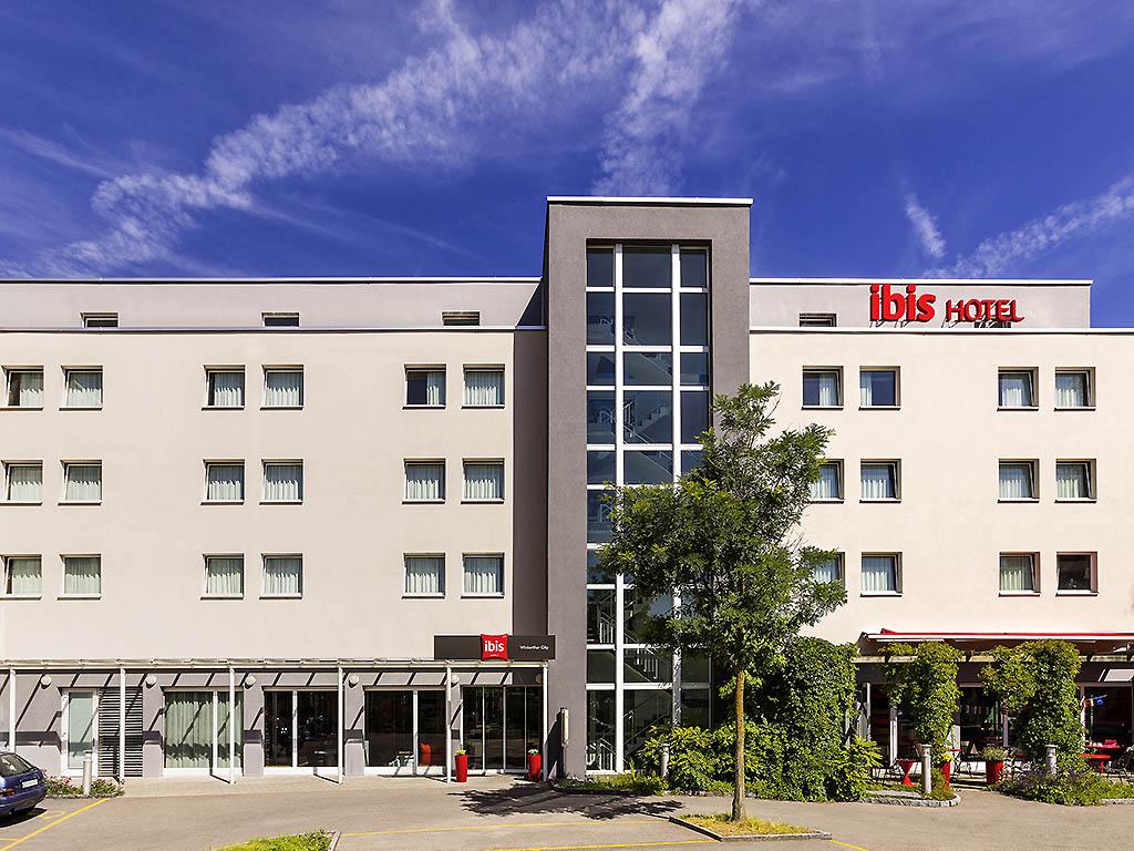 Cheap hotel WINTERTHUR ibis Winterthur City