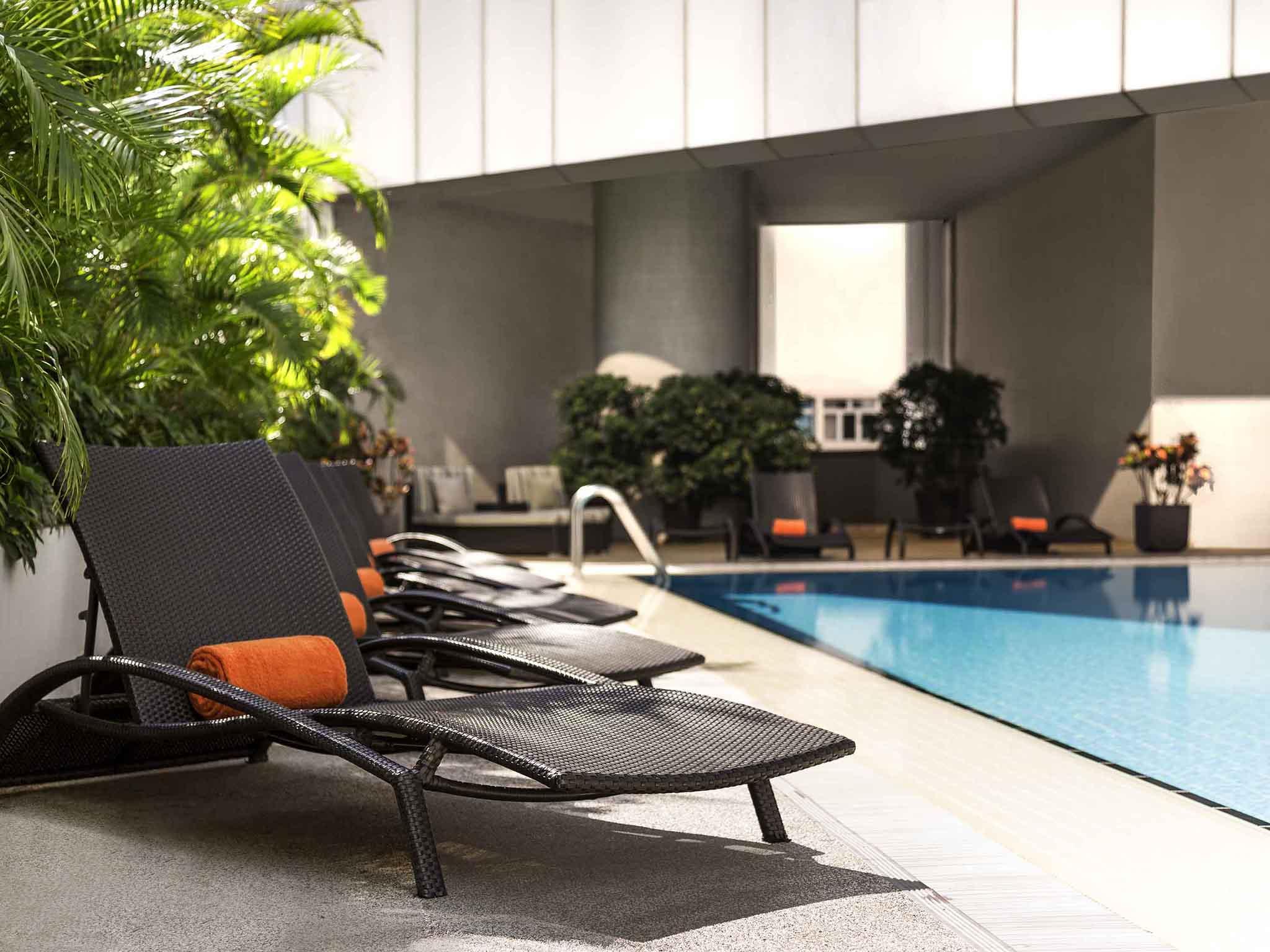 Hotel – Novotel Hong Kong Century