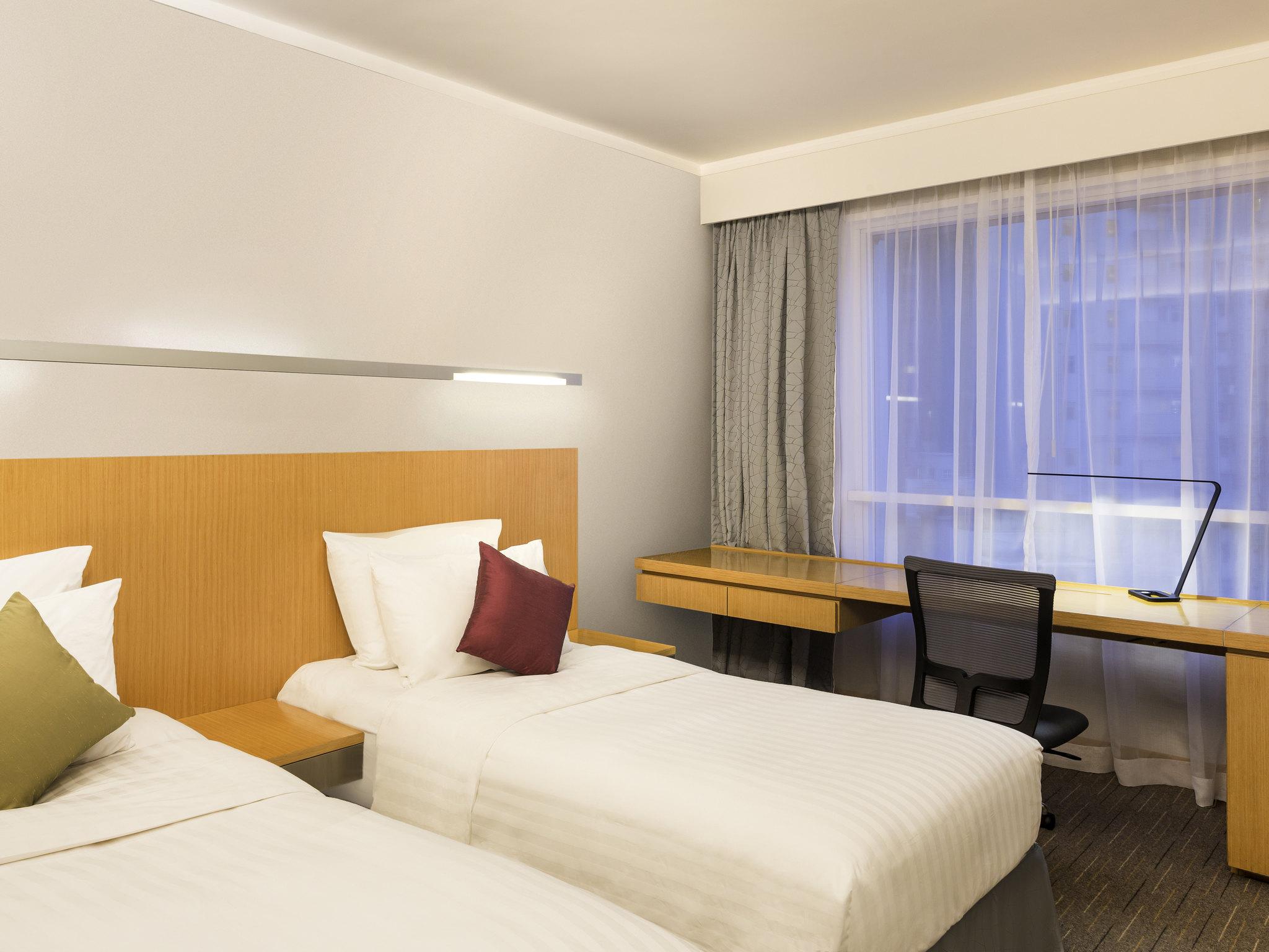 Hotel in HONG KONG - Novotel Hong Kong Century