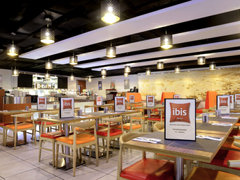 Restaurante - ibis Hong Kong North Point