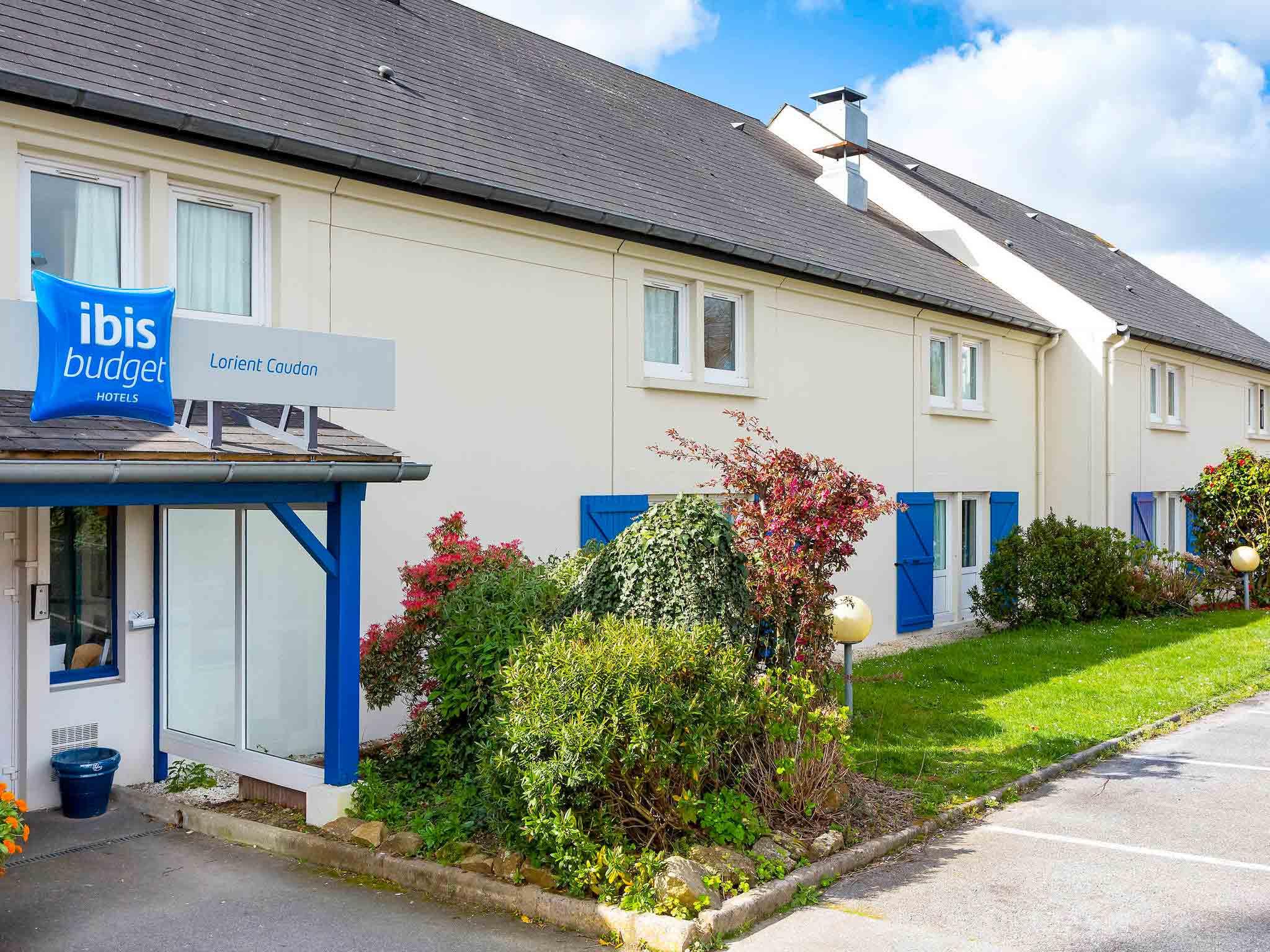 Отель — ibis budget Lorient Caudan
