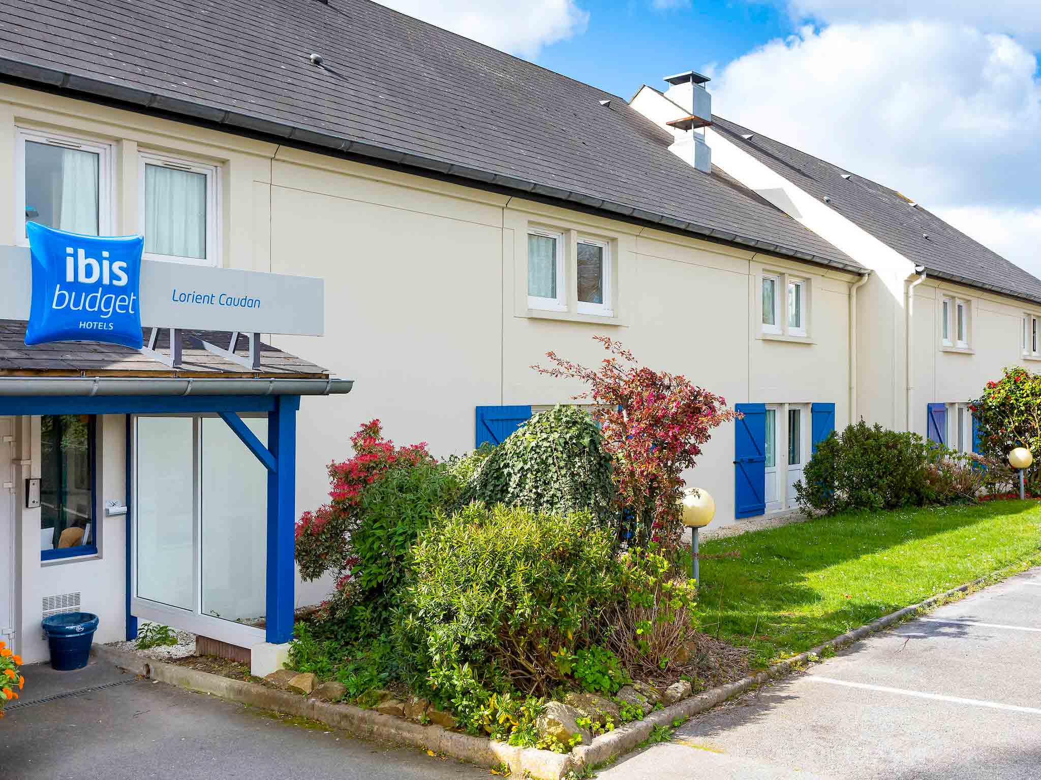 호텔 – ibis budget Lorient Caudan