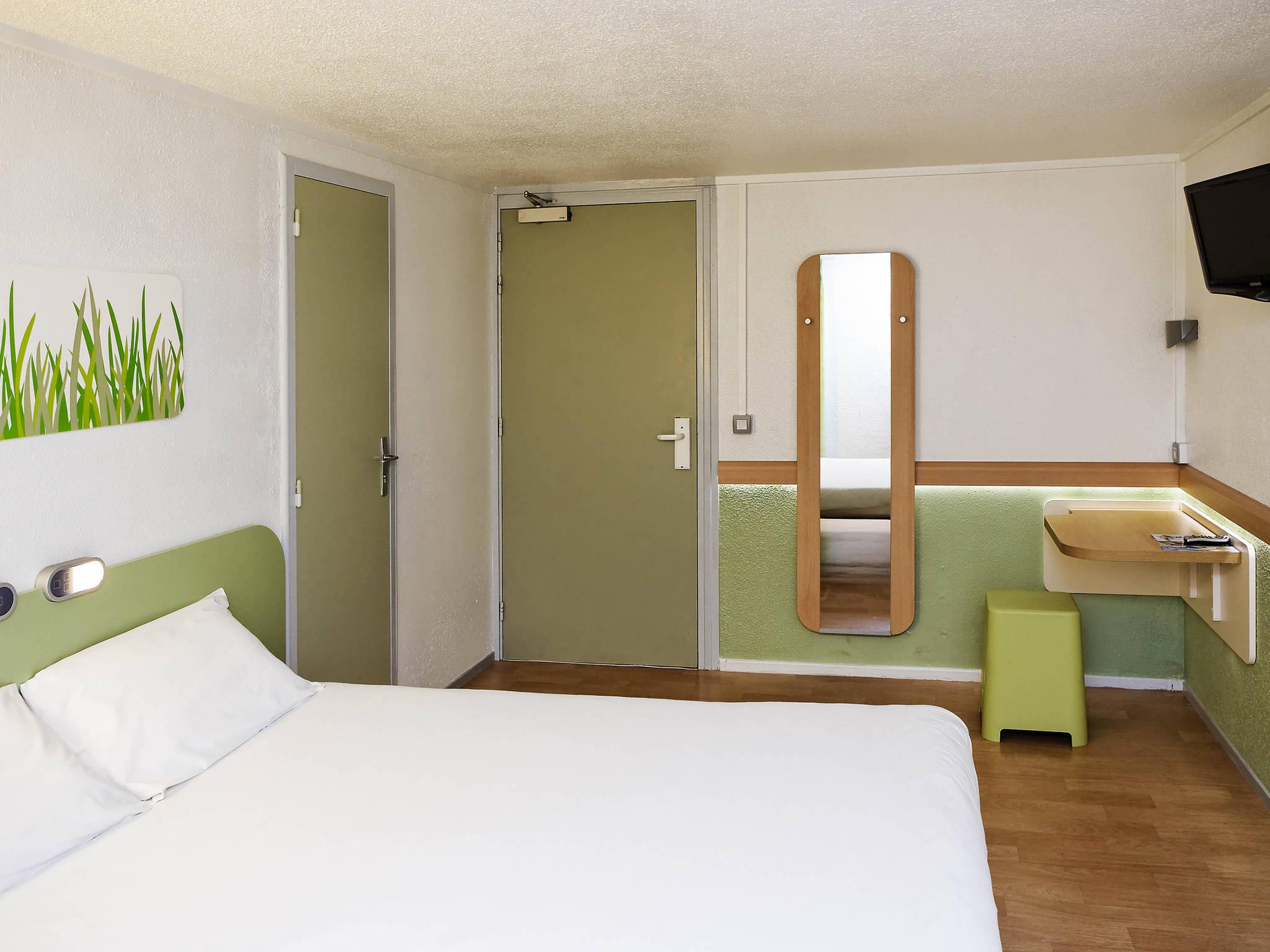 Hotel Ibis Budget Lorient Caudan