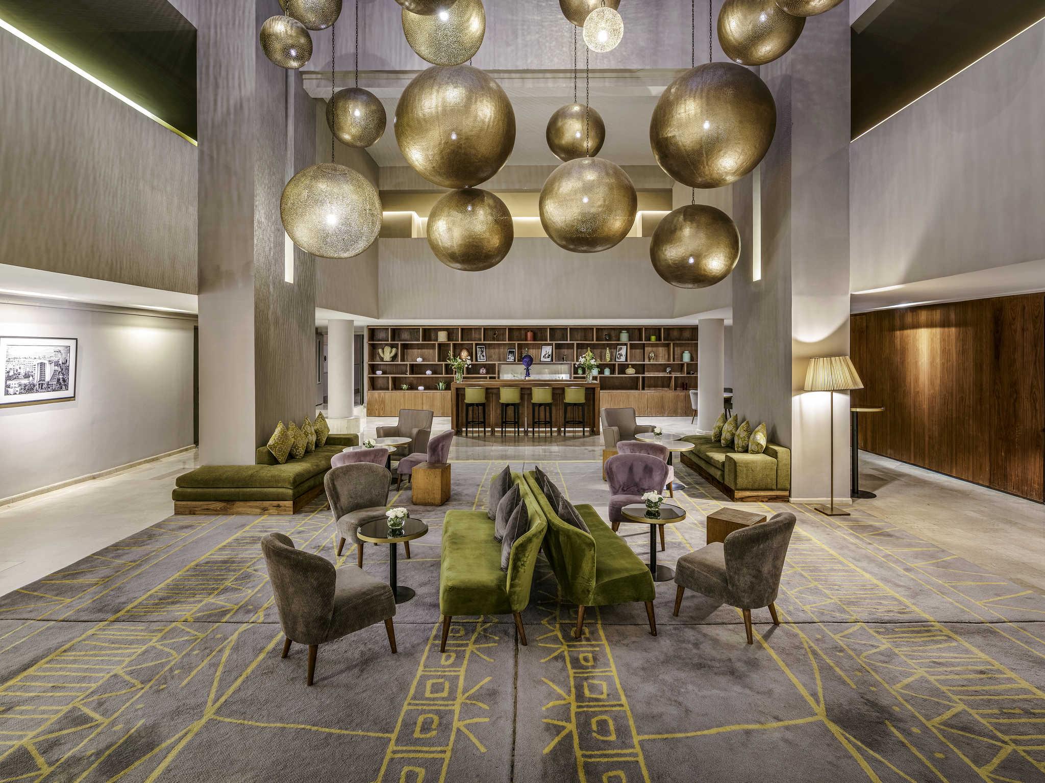 Hotel – Sofitel Marrakech Lounge and Spa