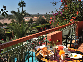 Zimmer - Sofitel Marrakech Lounge and Spa