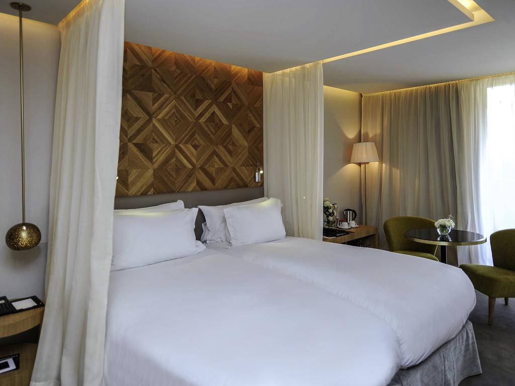 Sofitel Marrakech Lounge Spa Hotel In Marrakesh