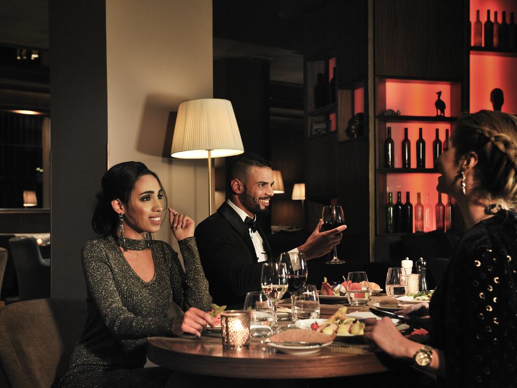 Sofitel Marrakech Lounge Spa Hotel In Marrakesh Accorhotels Circuit Board Floor Lamp Beautiful Asian Paper Inspired Lorangerietype Of Cuisine Gourmet