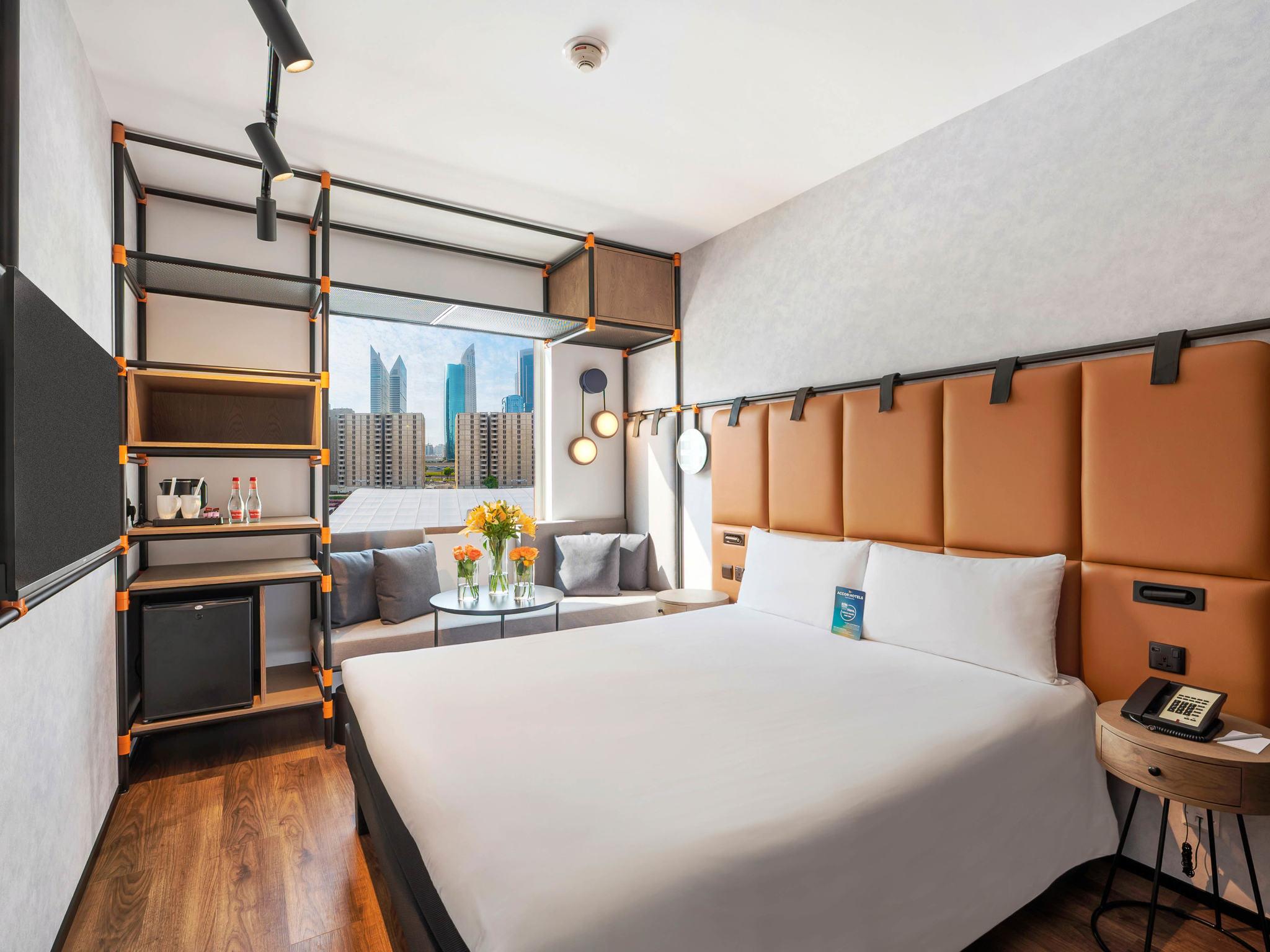 โรงแรม – ไอบิส เวิลด์เทรดเซ็นเตอร์ ดูไบ