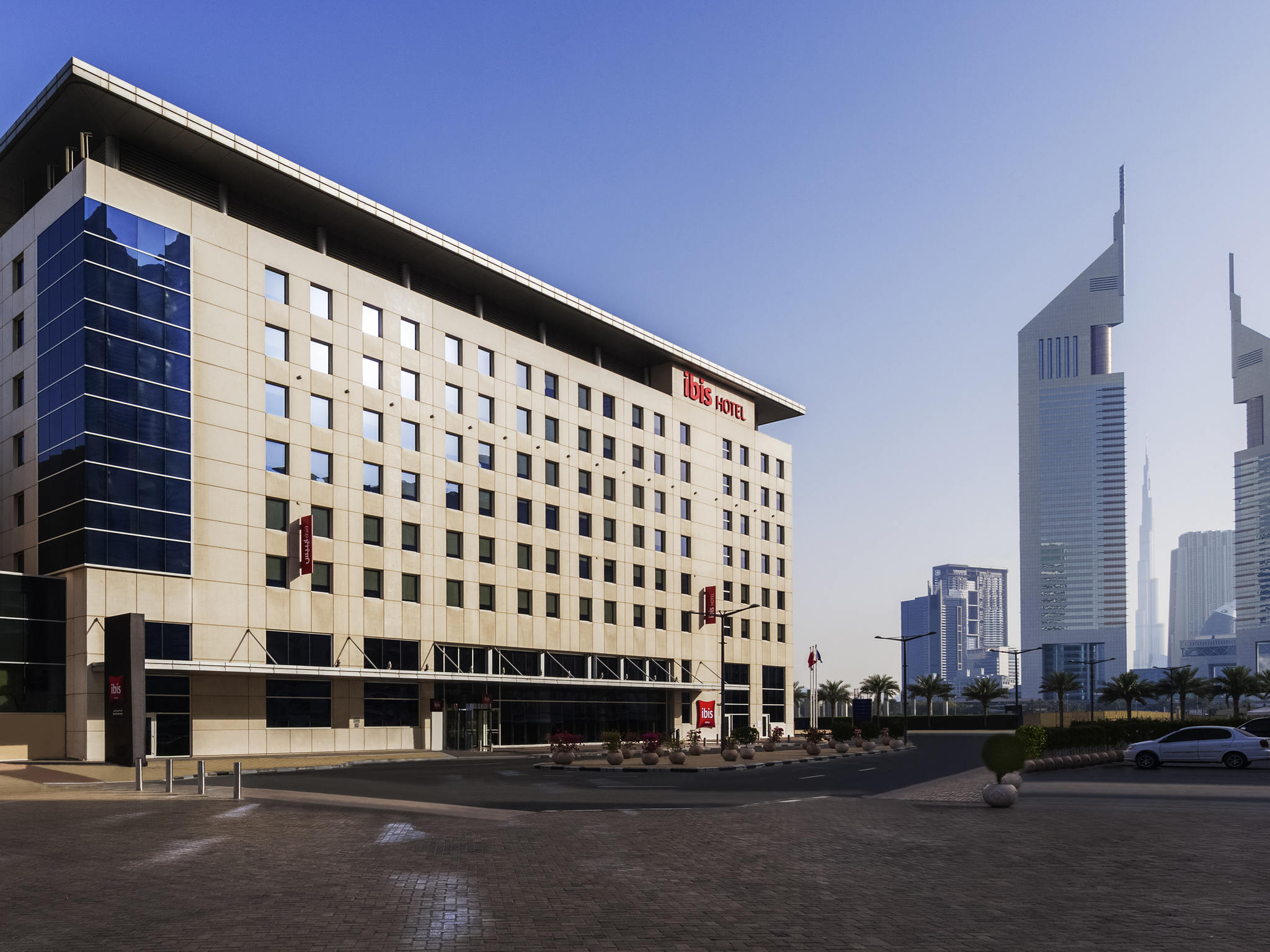 Hotell – ibis World Trade Centre Dubai
