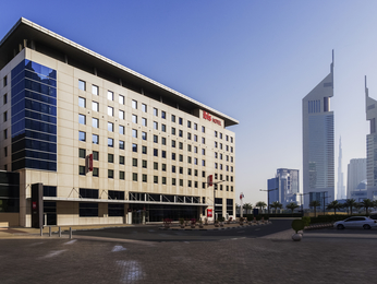 Hôtel - ibis World Trade Centre Dubaï