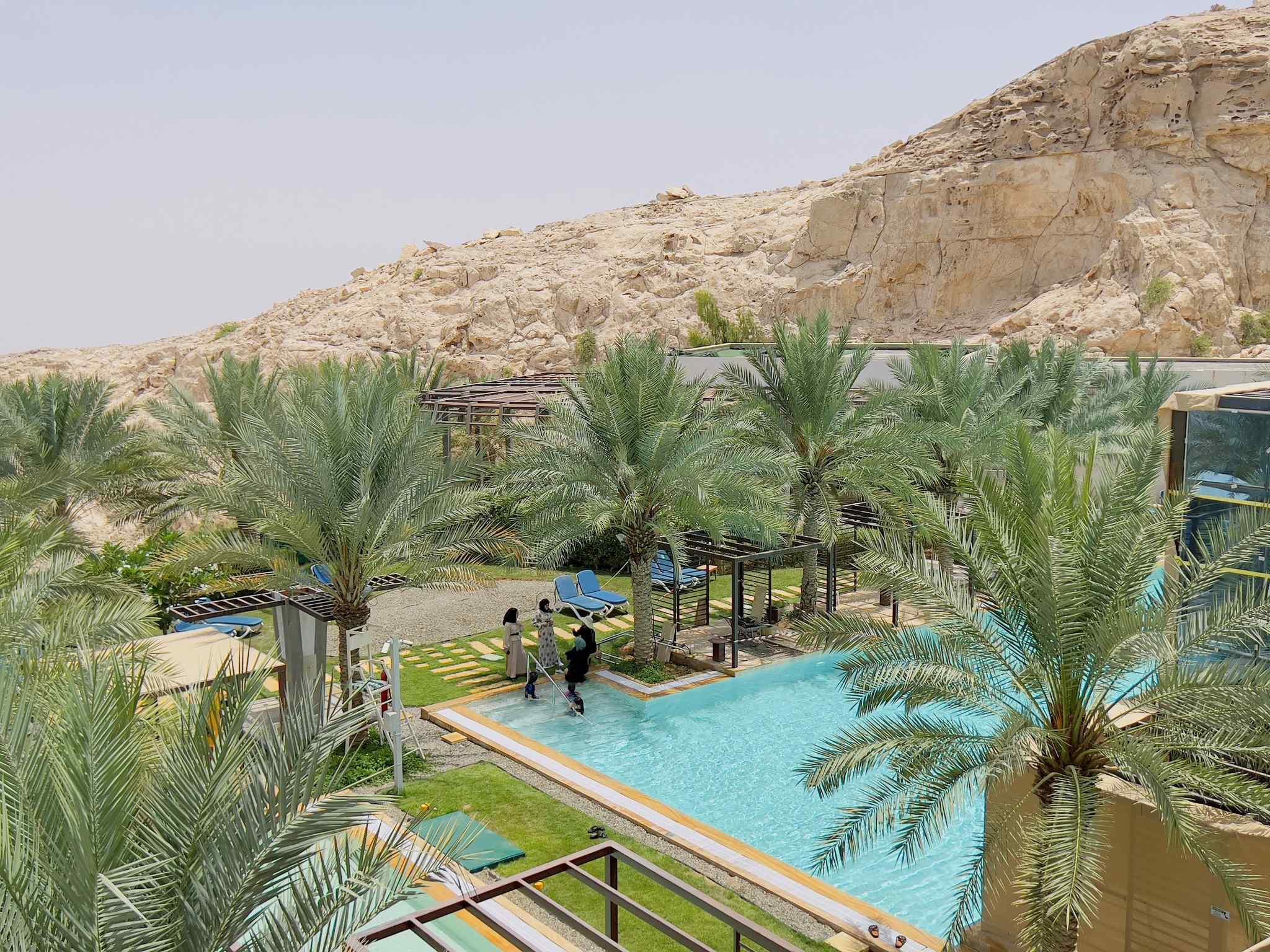 โรงแรม – Mercure Grand Jebel Hafeet Al Ain Hotel
