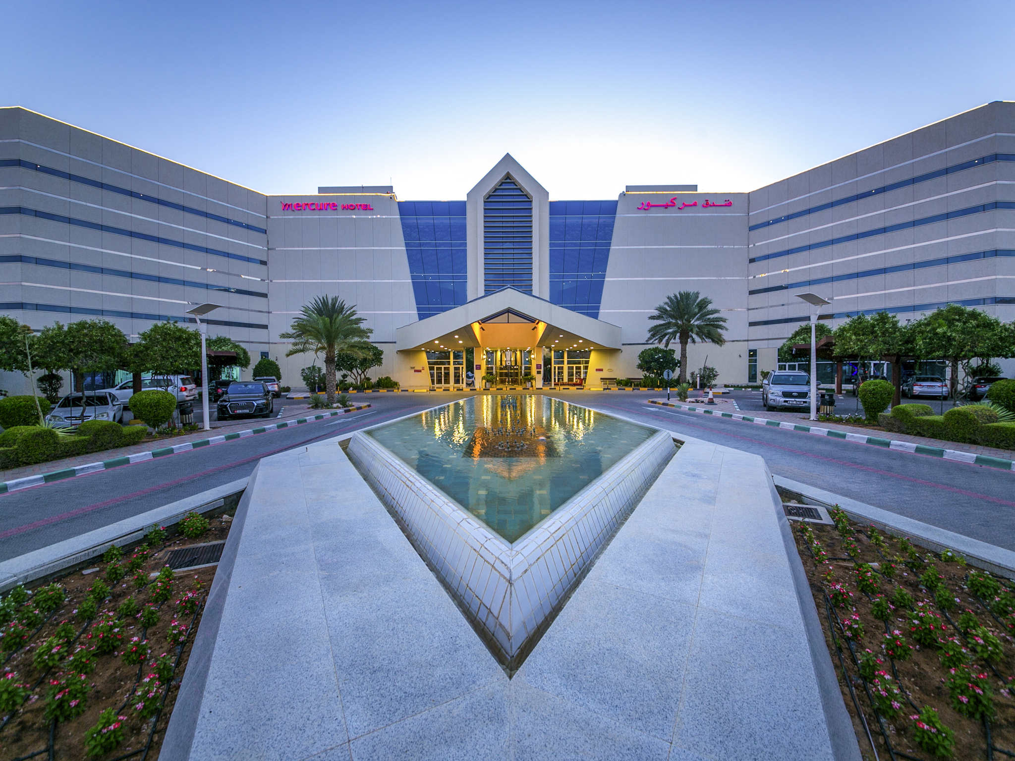 Hotel – Mercure Grand Jebel Hafeet Al Ain Hotel