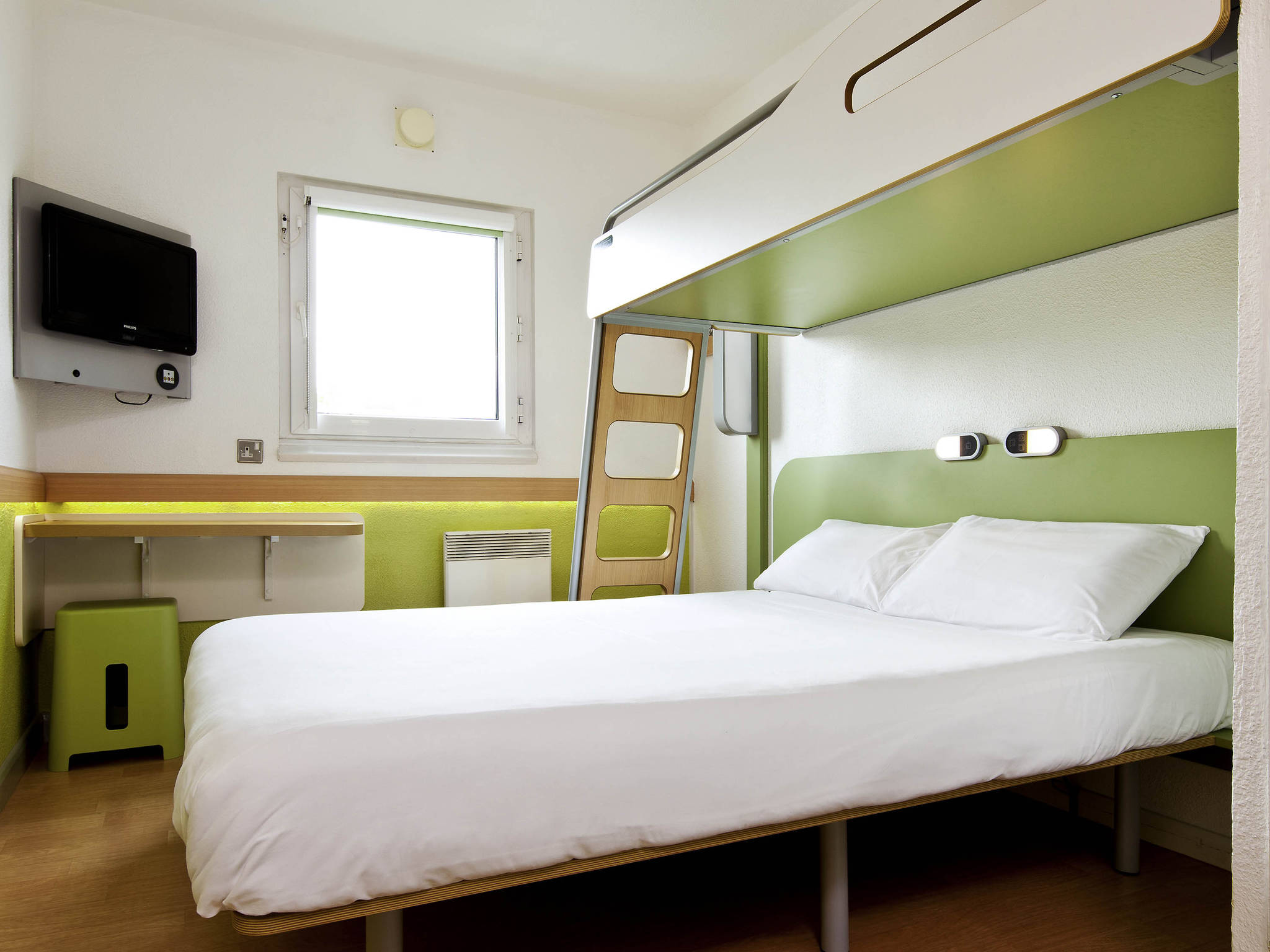 H tel londres ibis budget a roport de londres city for Hotel adagio londres