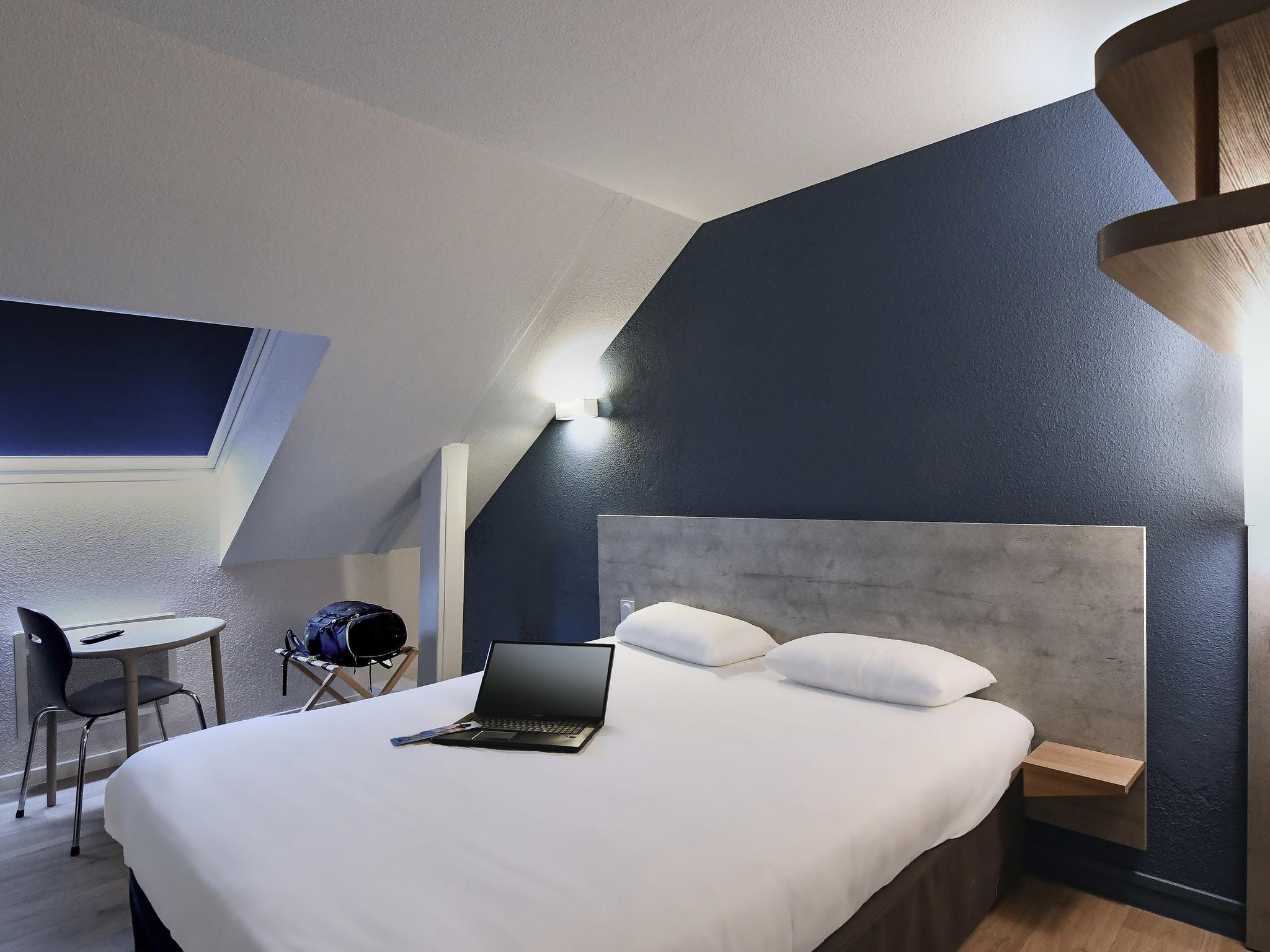 Отель — ibis budget Vannes Ploeren