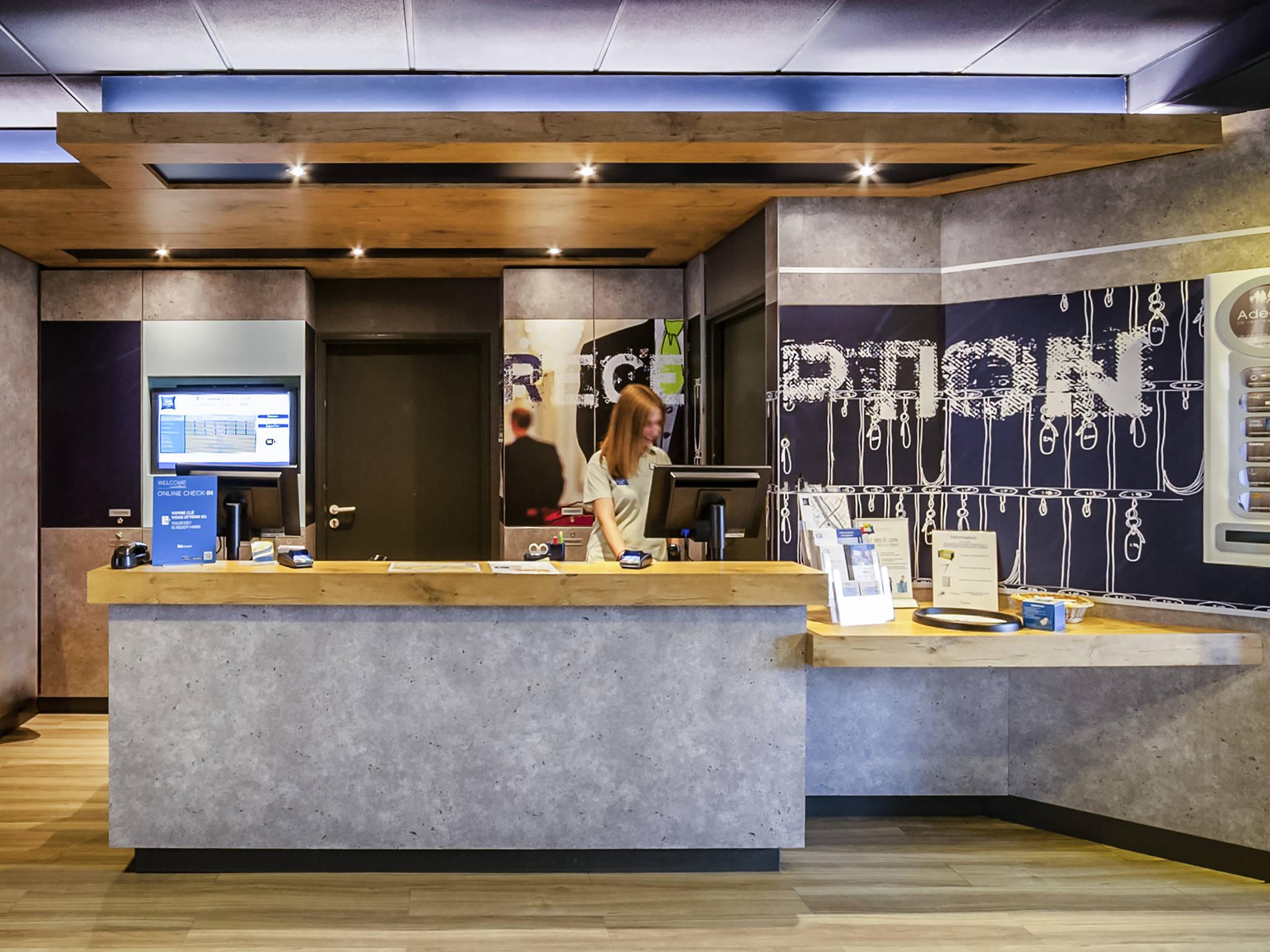 โรงแรม – ibis budget Courbevoie Paris La Défense 1