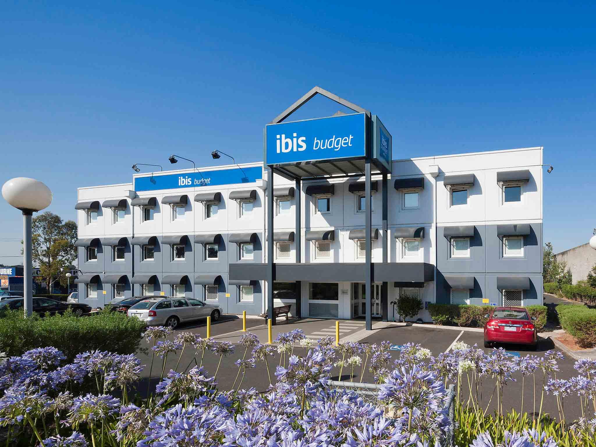 โรงแรม – ibis budget Dandenong