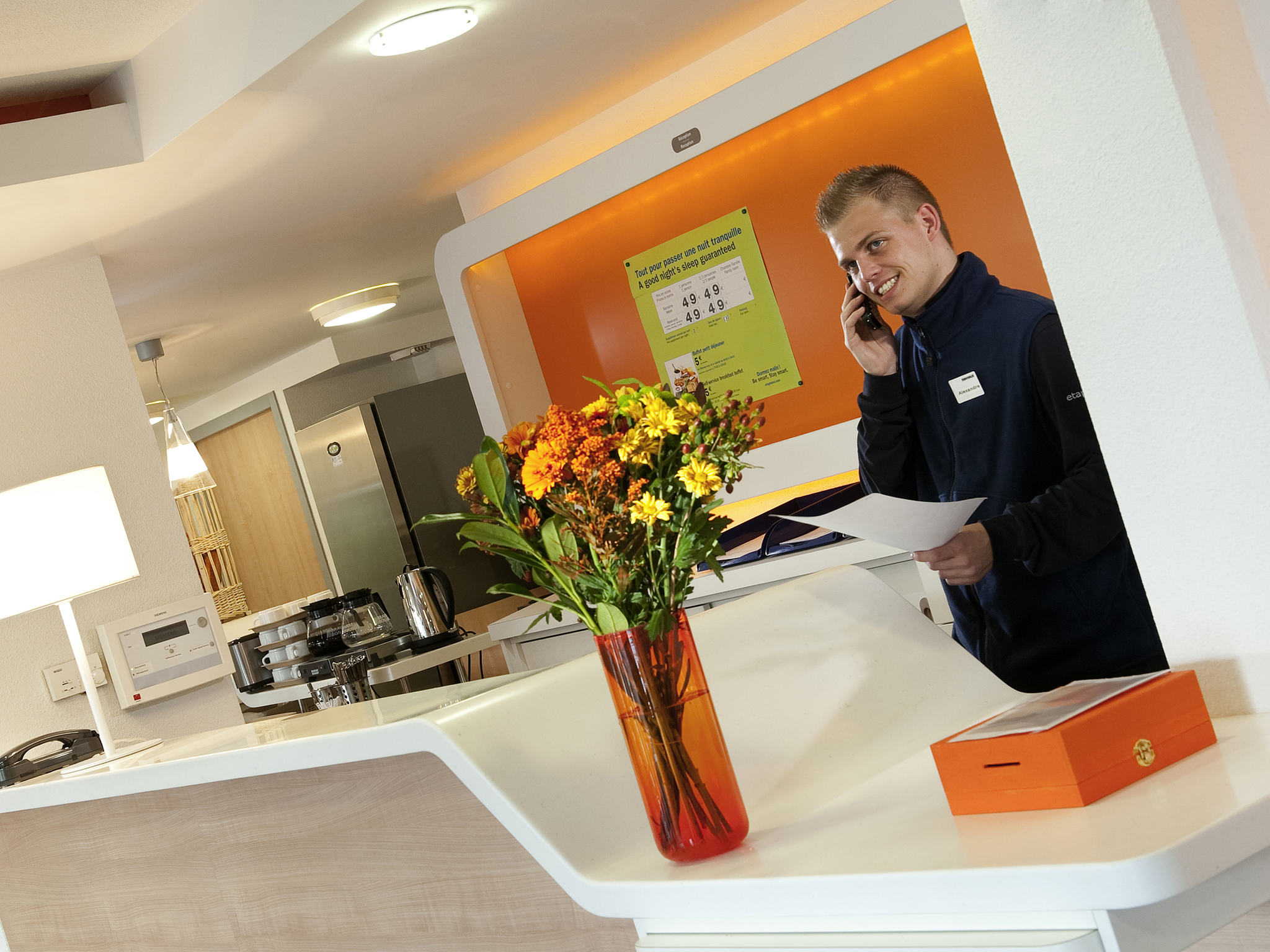 Hotell – ibis budget Orgeval