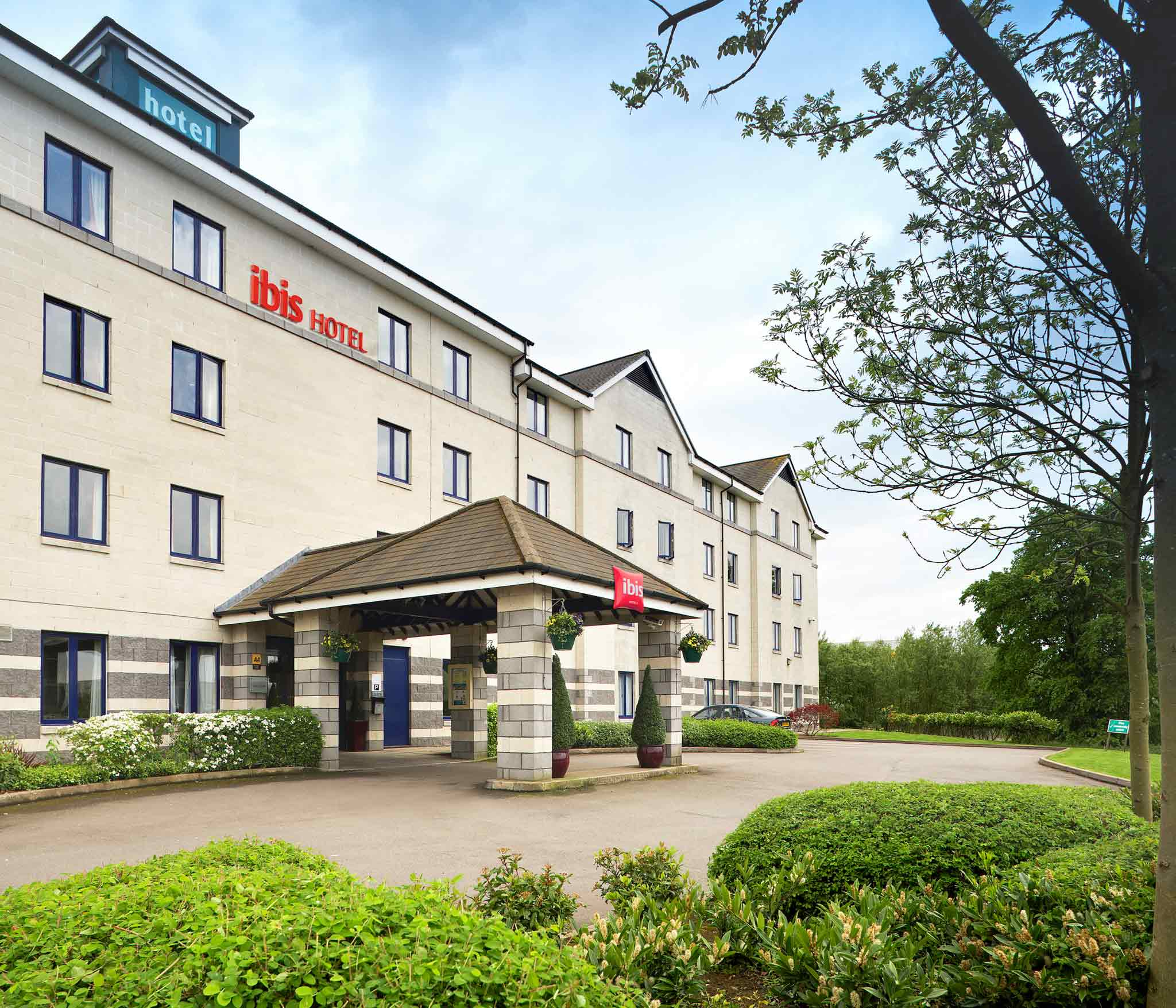 Hotell – ibis Rugby East
