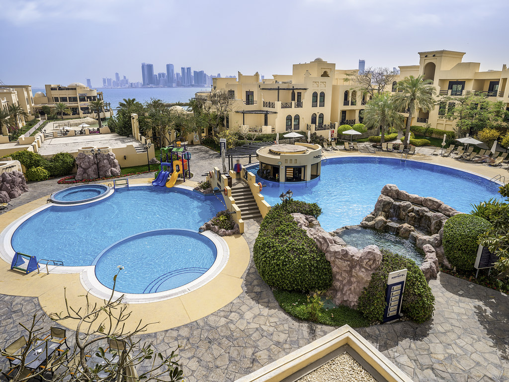 Hotel Manama Novotel Bahrain Al Dana Resort