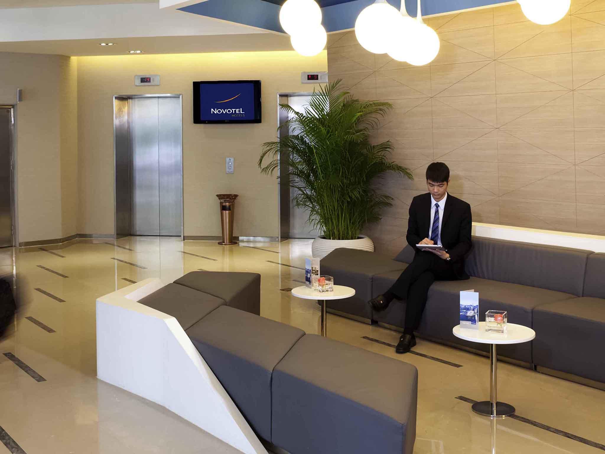 โรงแรม – Novotel Shenzhen Watergate