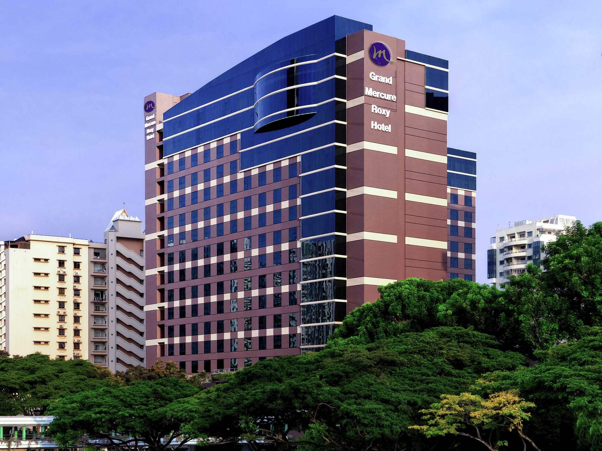 ホテル – グランド メルキュール シンガポール ロキシー