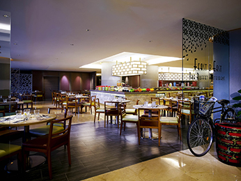 Restaurant - Grand Mercure Singapore Roxy