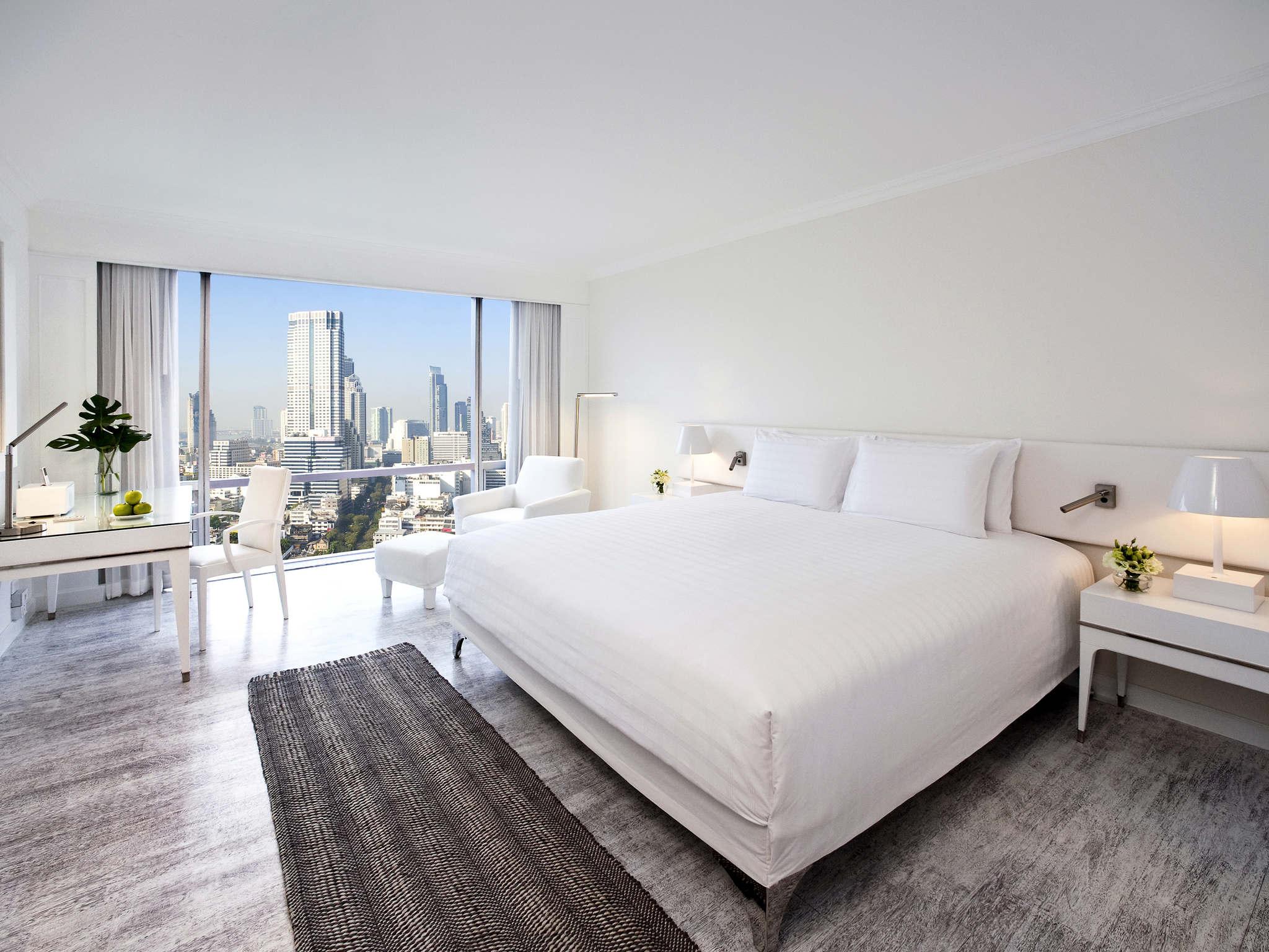 โรงแรม – โรงแรมพูลแมน กรุงเทพ จี