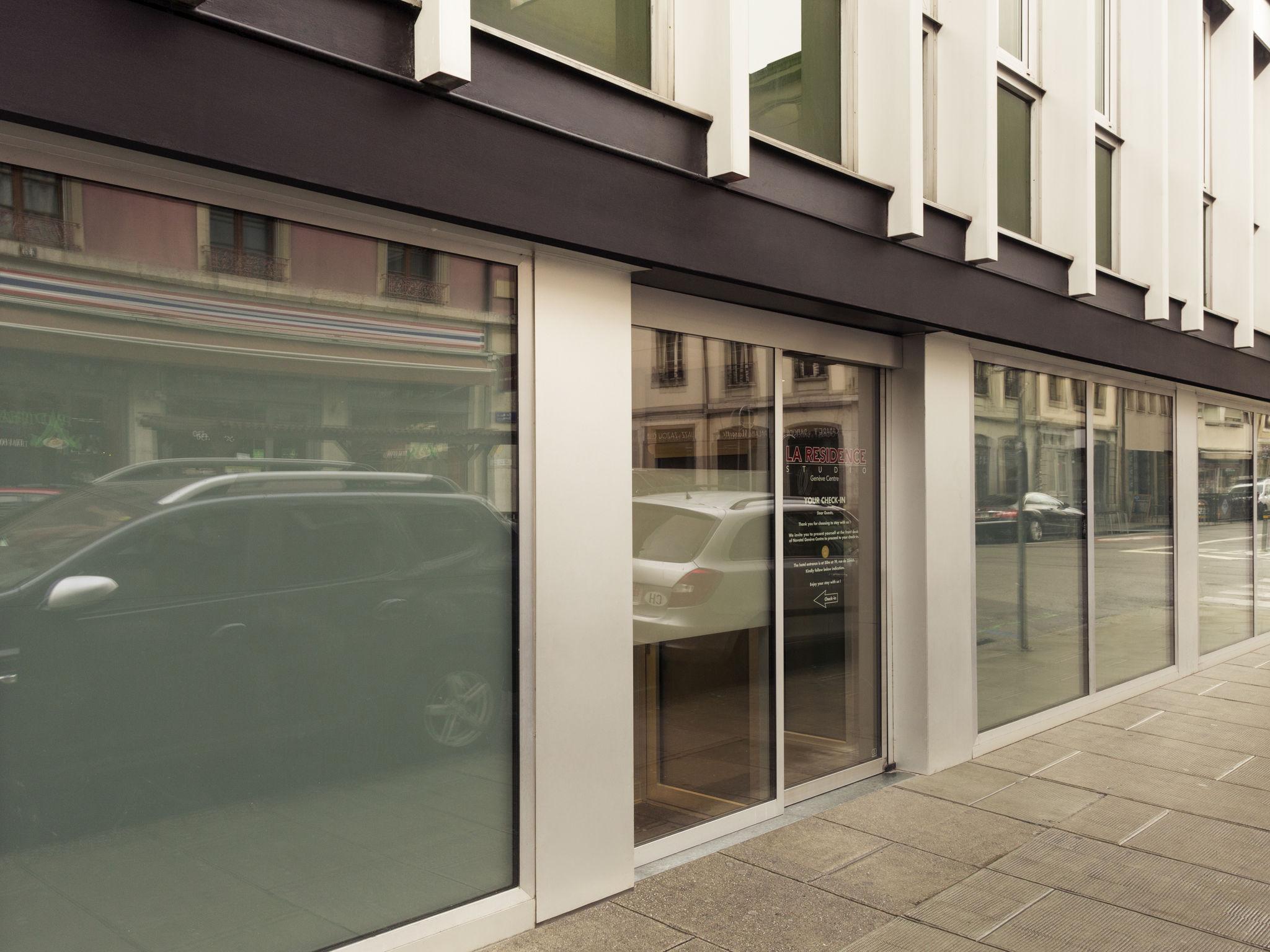 호텔 – Résidence Studio Genève Centre