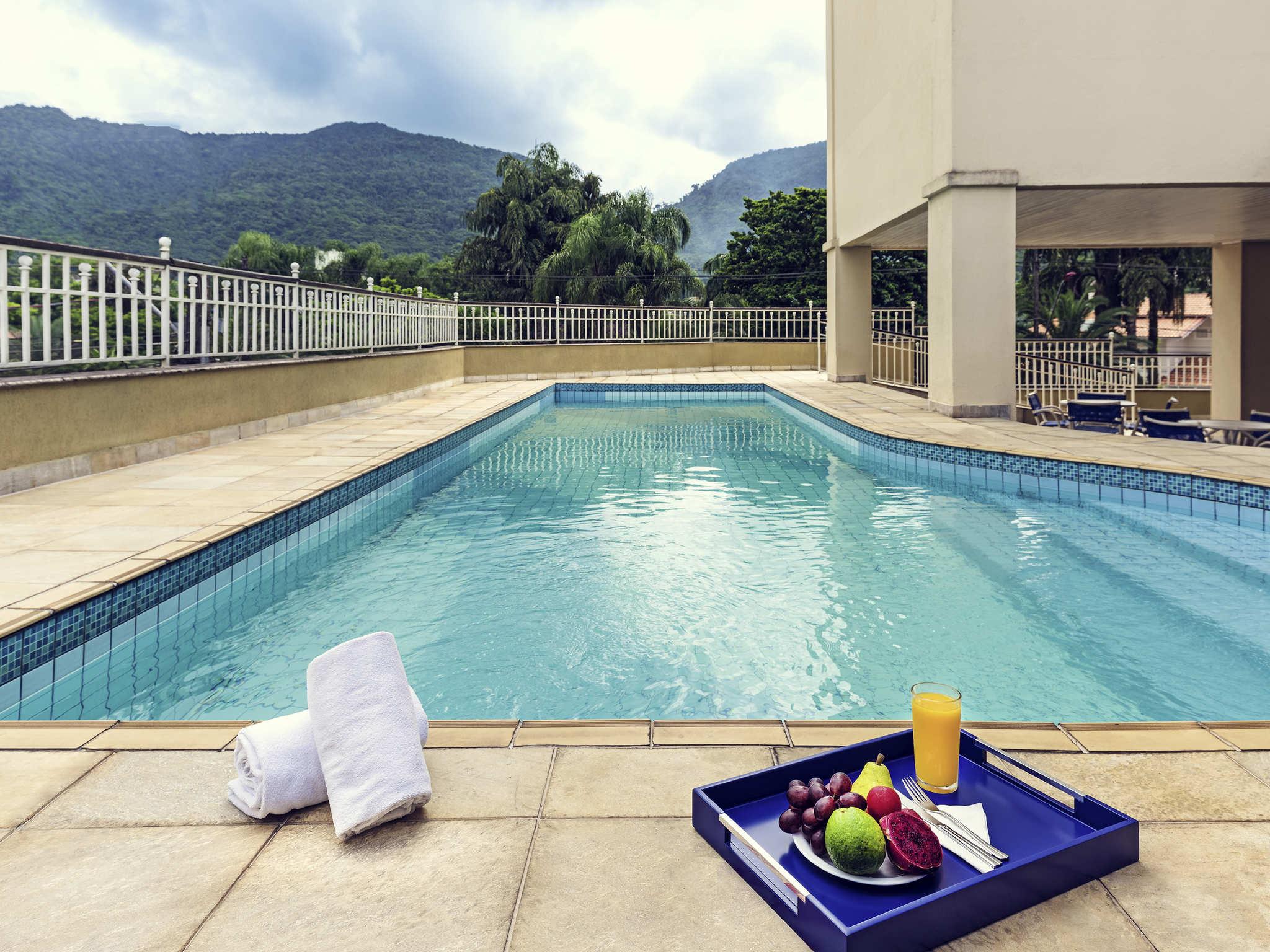 Отель — Mercure Jaragua do Sul Hotel