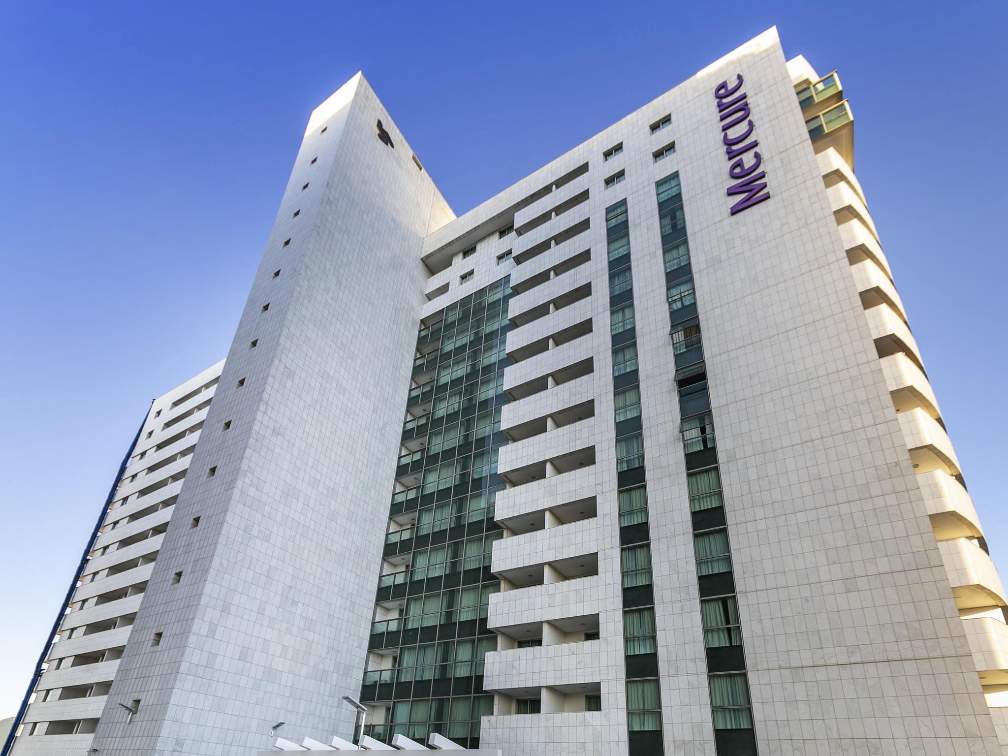 Отель — Mercure Brasilia Lider Hotel